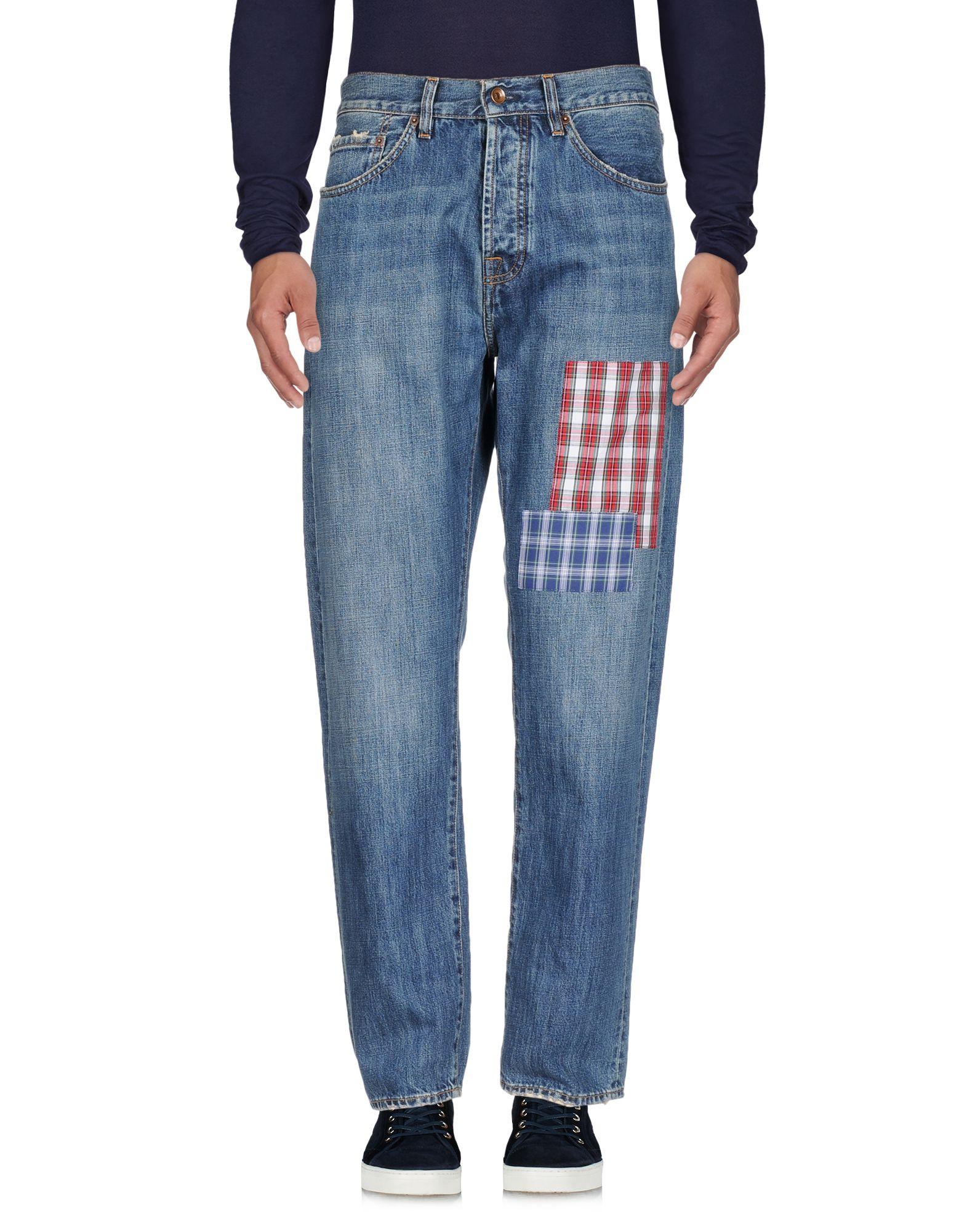 LC23 Джинсовые брюки