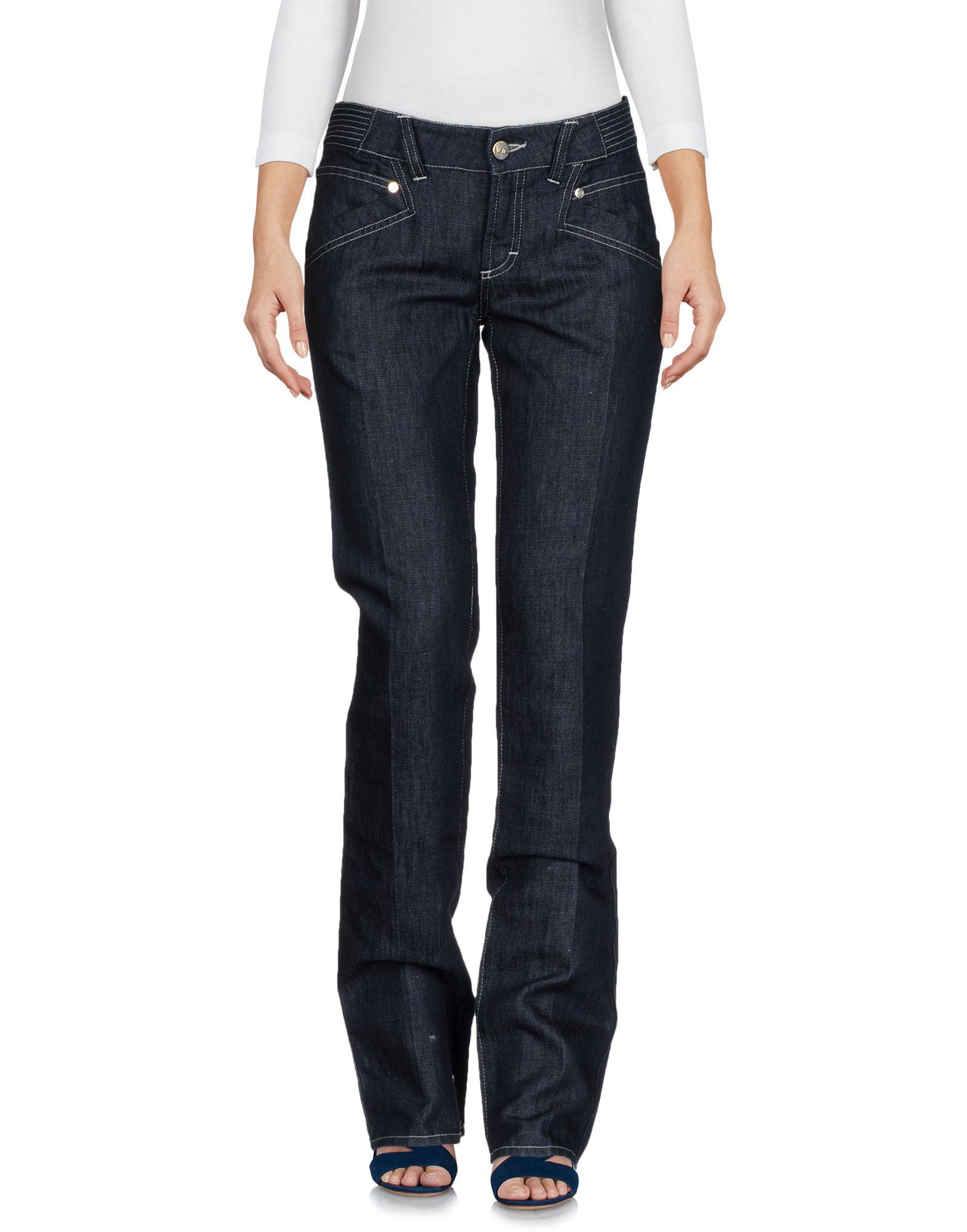 VERSACE JEANS COUTURE Джинсовые брюки