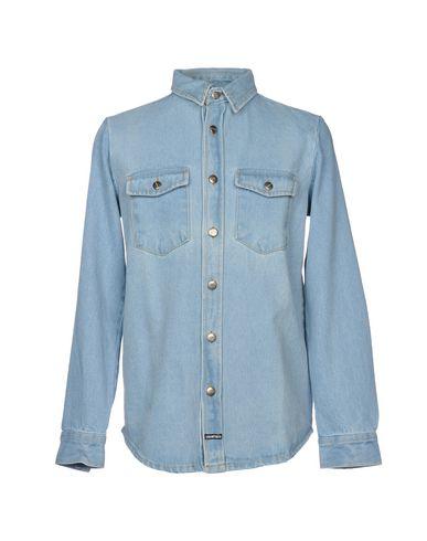Джинсовая рубашка от LES (ART)ISTS