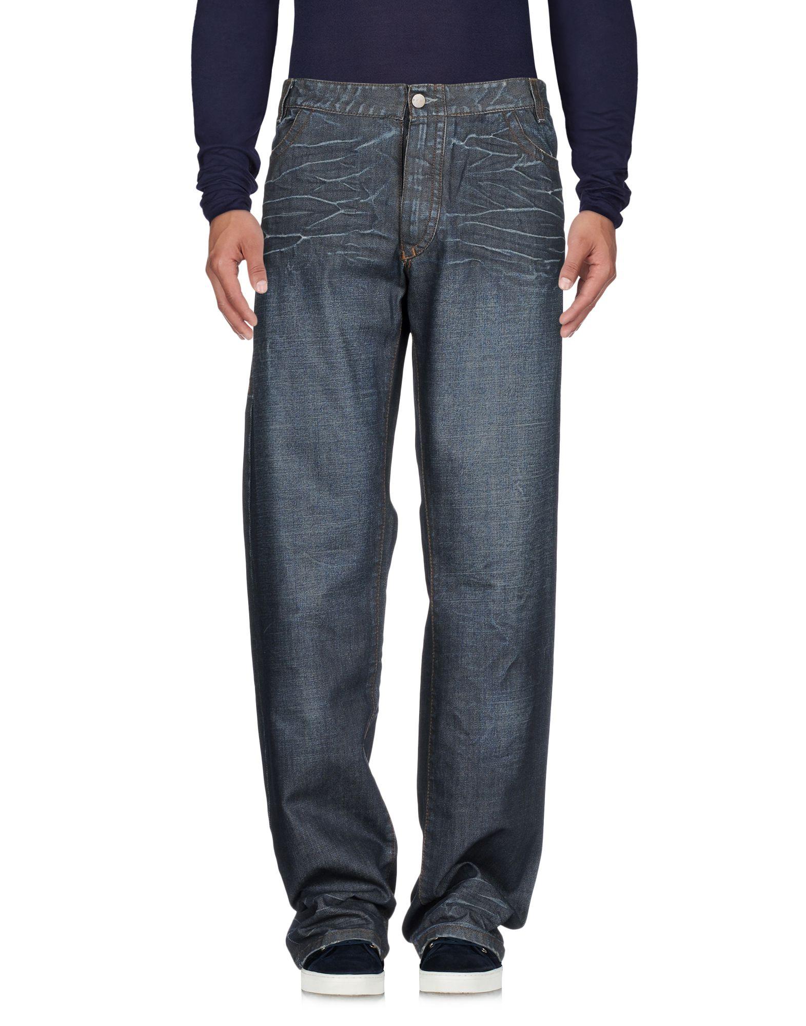 PIRELLI PZERO Джинсовые брюки