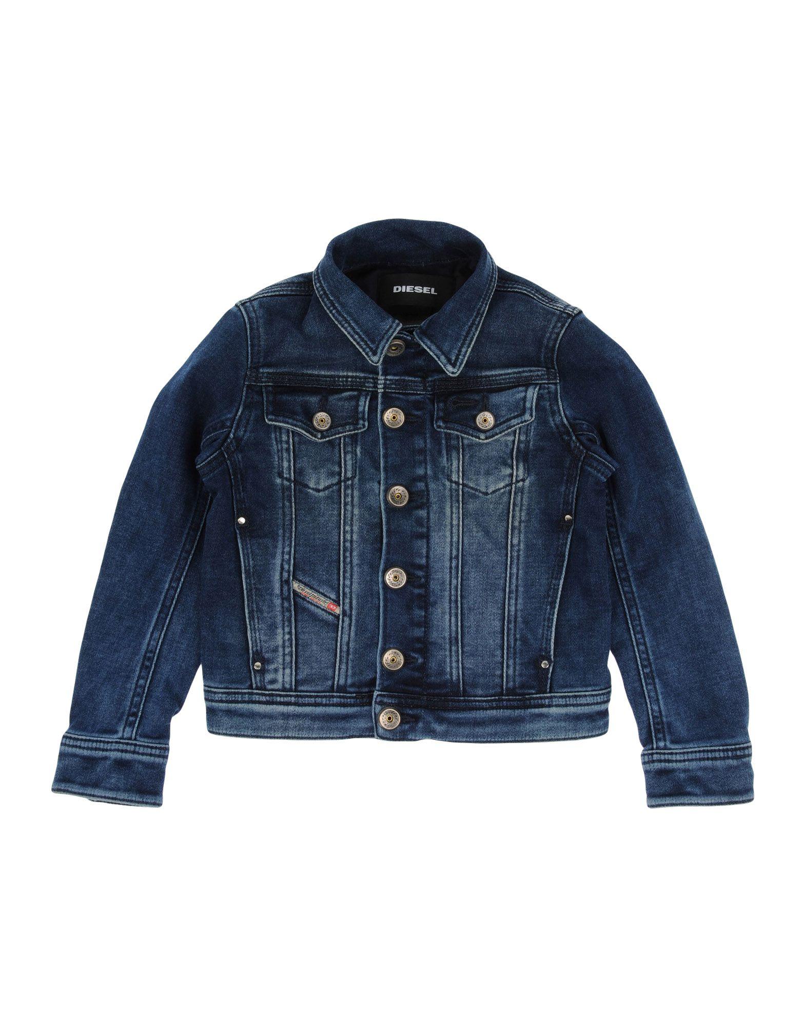 DIESEL | DIESEL Denim outerwear | Goxip