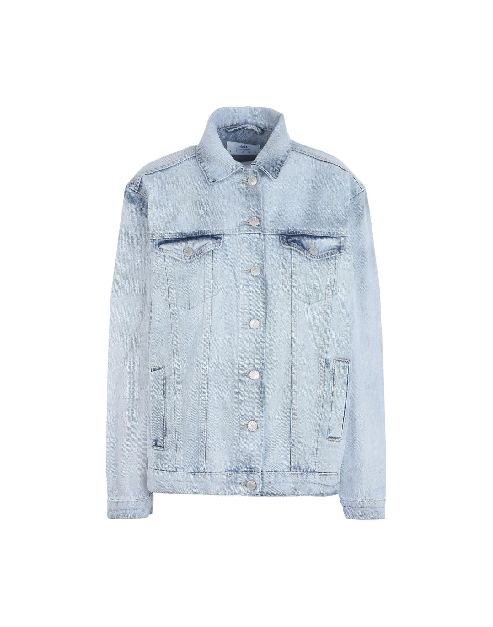 MBYM Denim Jacket in Blue