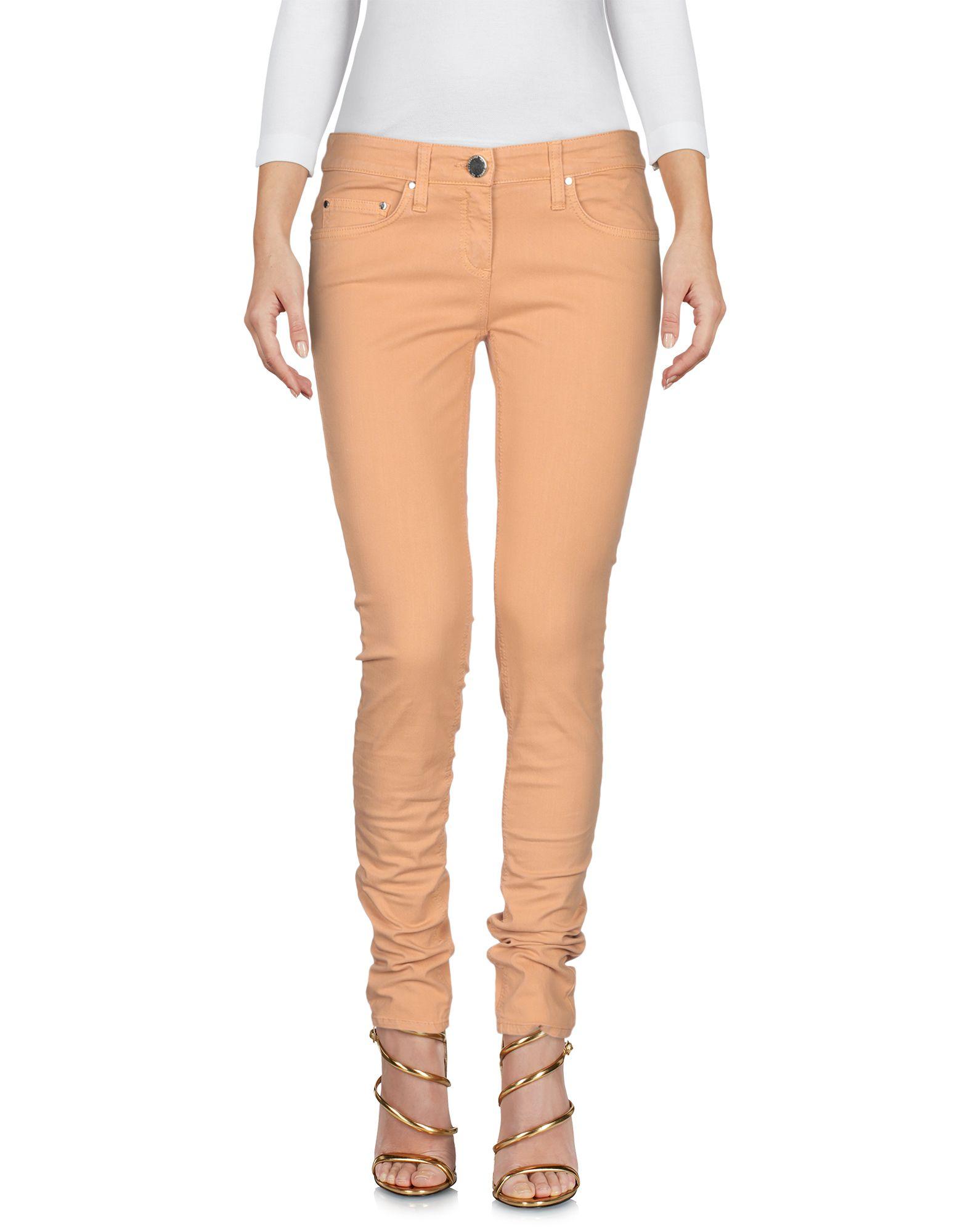 ELISABETTA FRANCHI JEANS Джинсовые брюки elisabetta franchi jeans свитер
