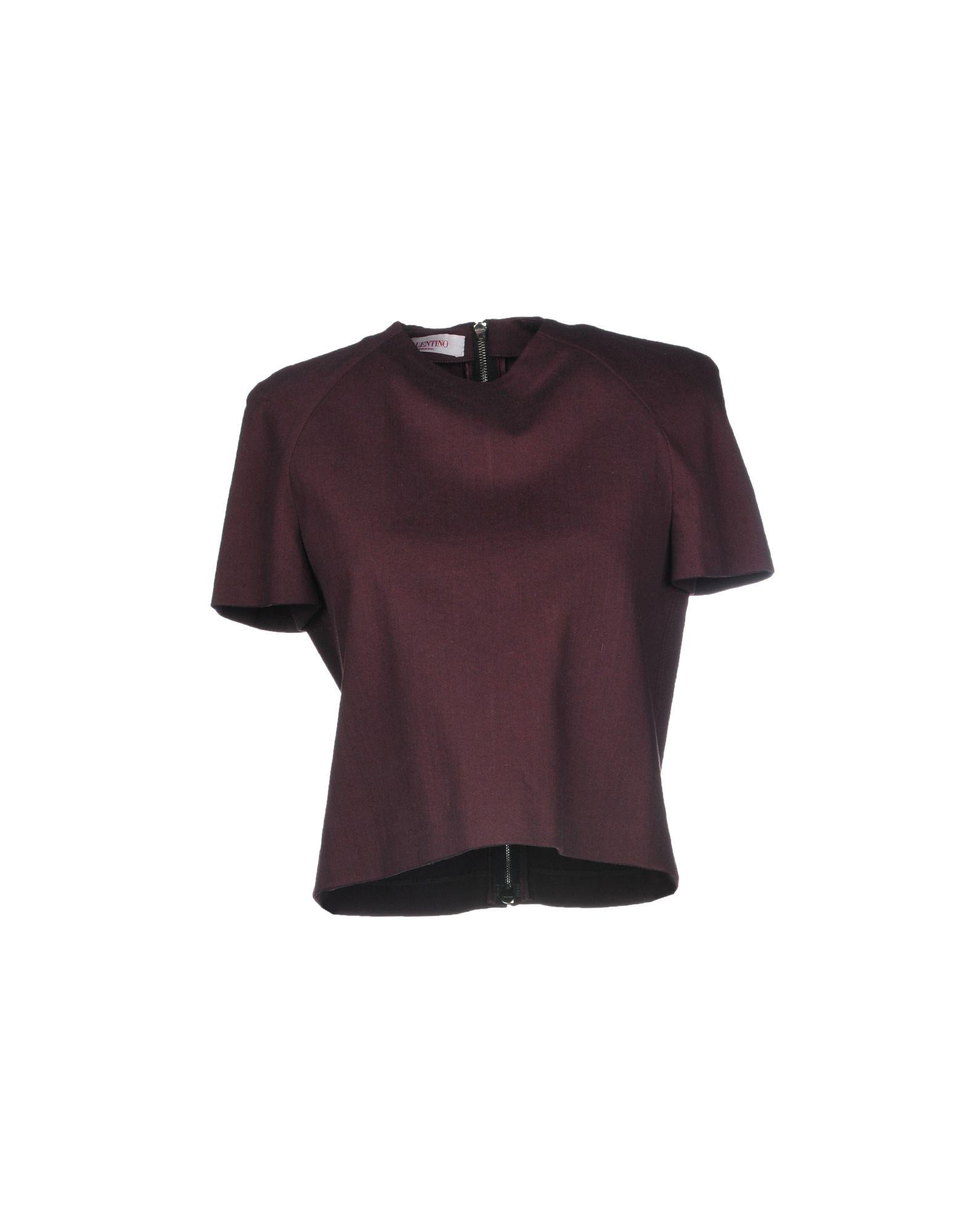 VALENTINO Джинсовая рубашка цена 2017