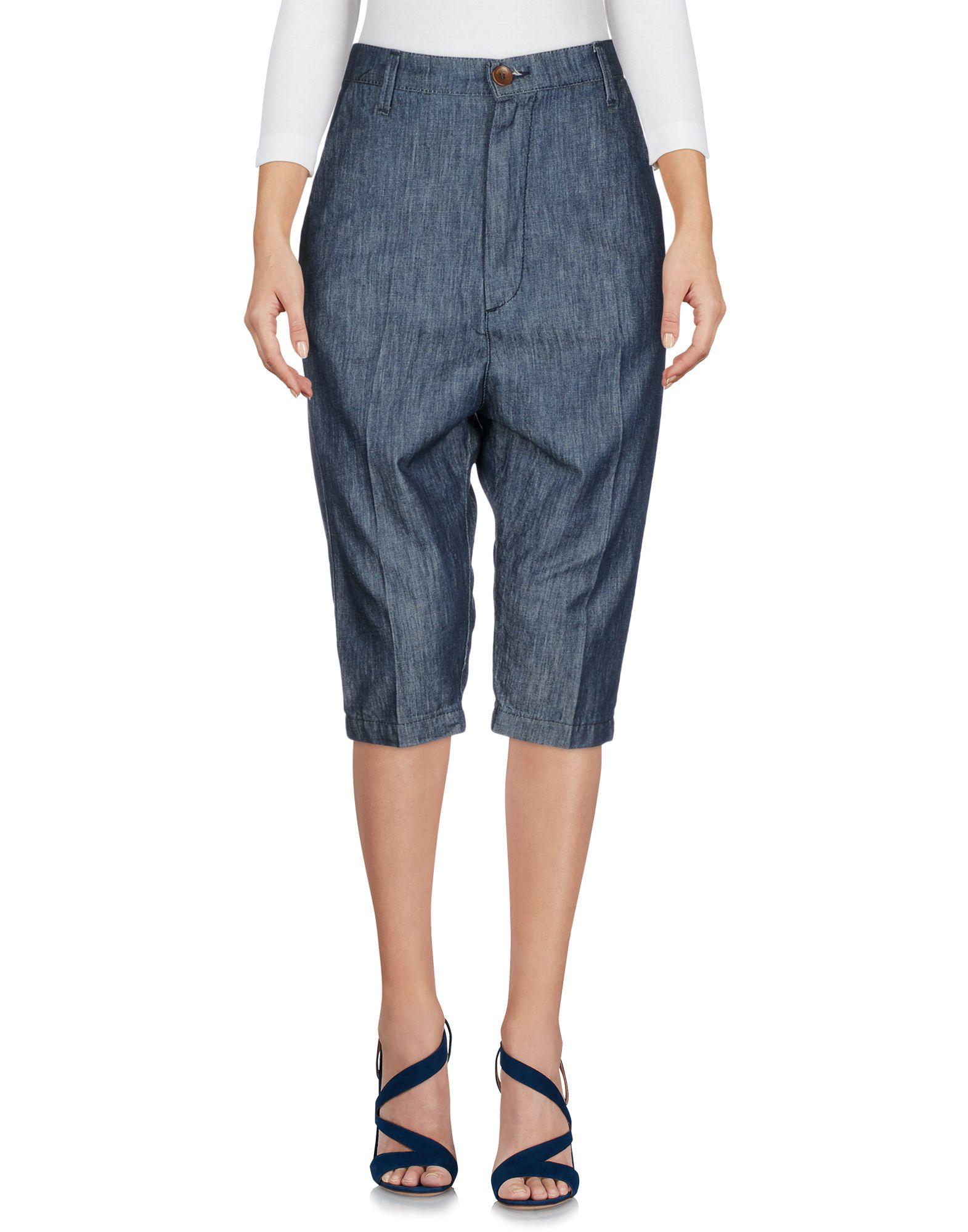 IMP DELUXE Джинсовые брюки-капри imp deluxe джинсовые брюки