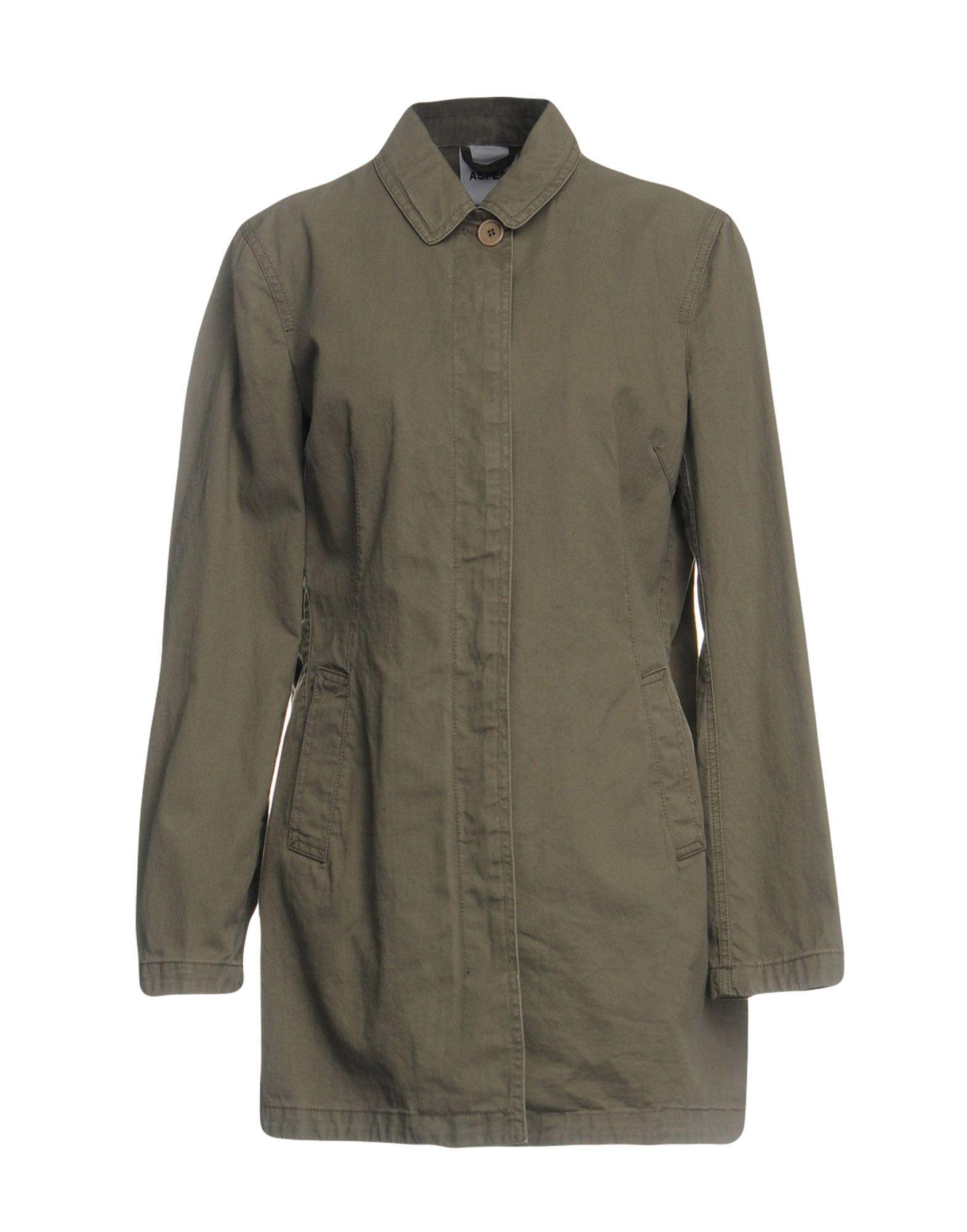 ASPESI Джинсовая верхняя одежда брендовая одежда