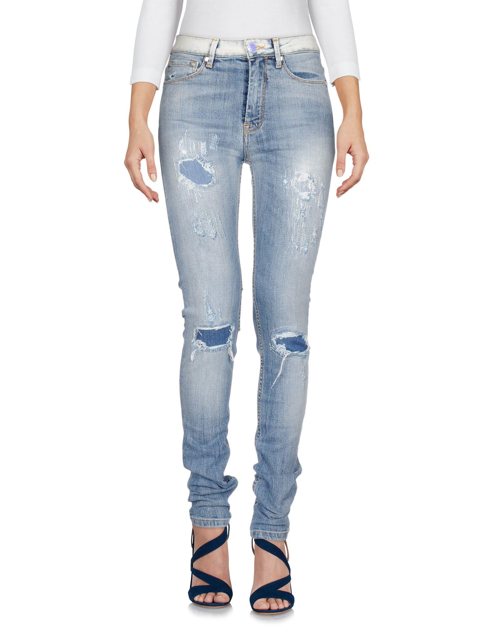MET Джинсовые брюки