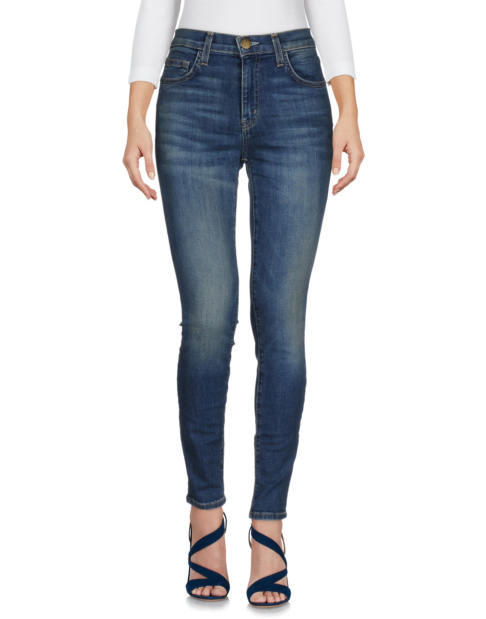 CURRENT/ELLIOTT Джинсовые брюки