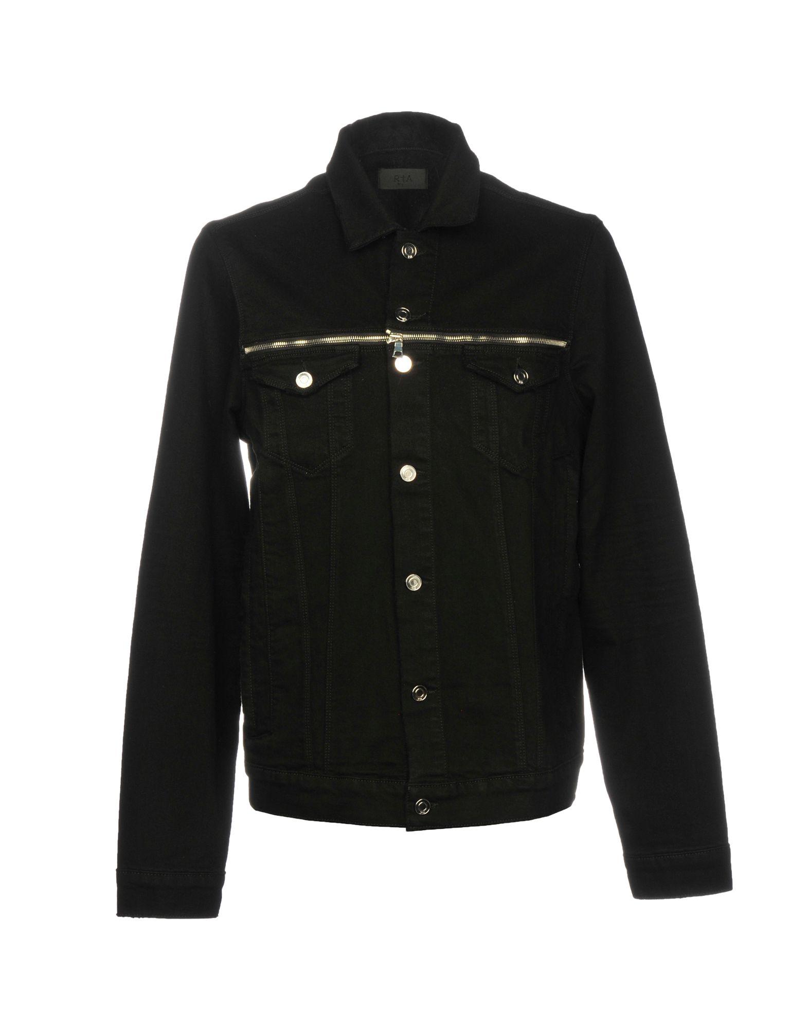 RTA Джинсовая верхняя одежда брендовая одежда
