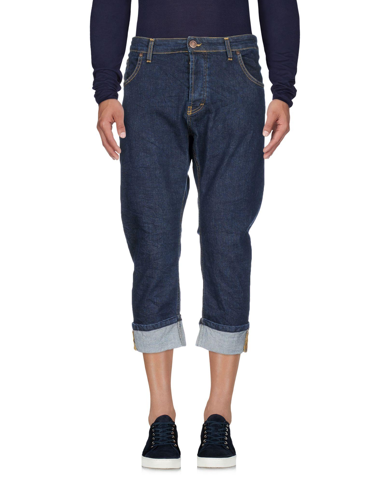 WHY NOT BRAND Джинсовые брюки-капри