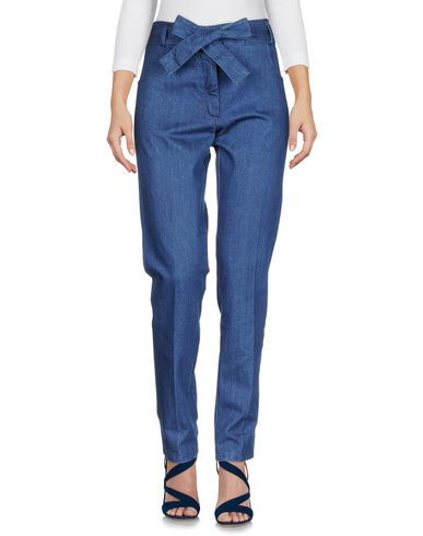 Джинсовые брюки от ALESSANDRAMICOLUCCI
