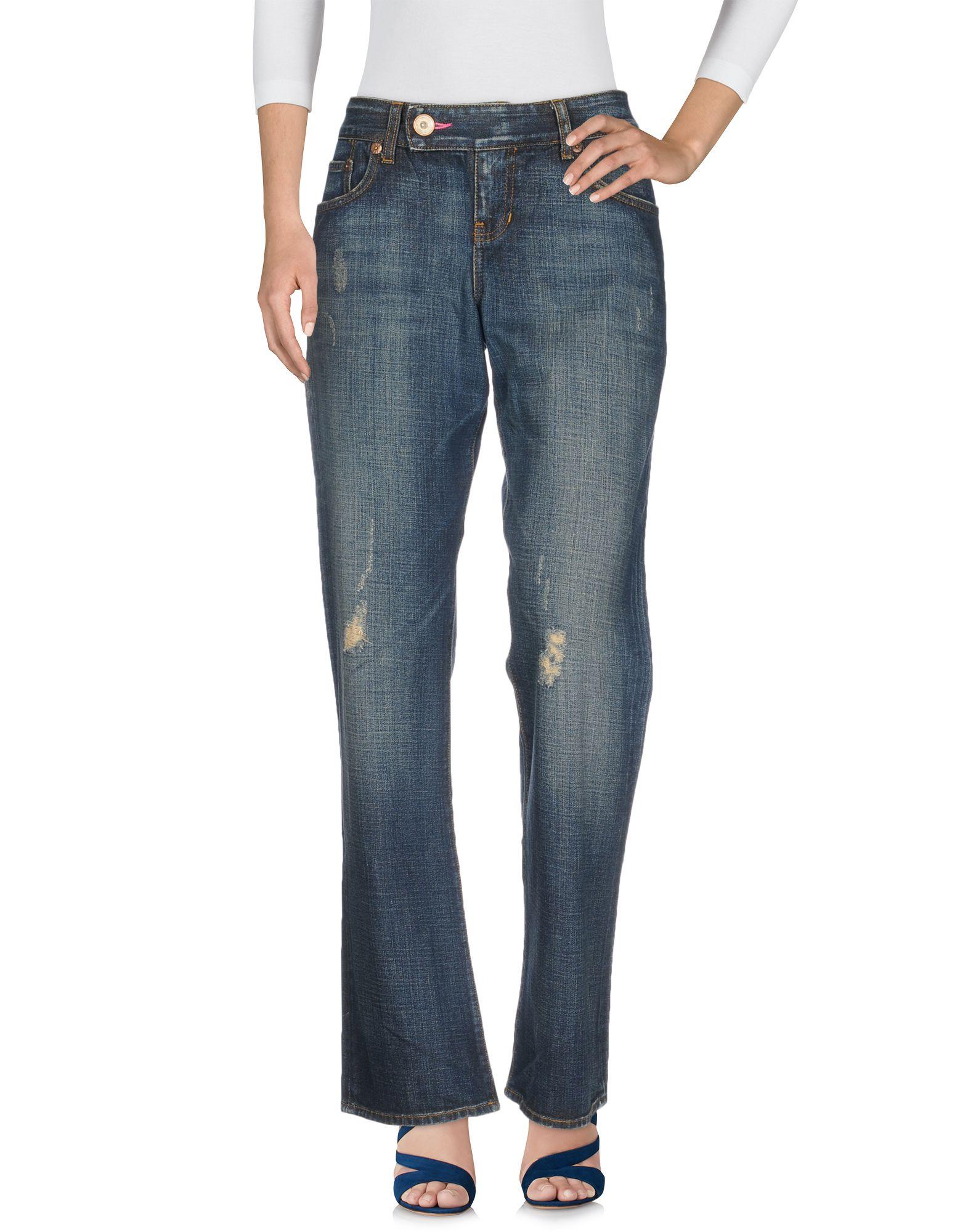 цены на LTB BY LITTLE BIG Джинсовые брюки  в интернет-магазинах