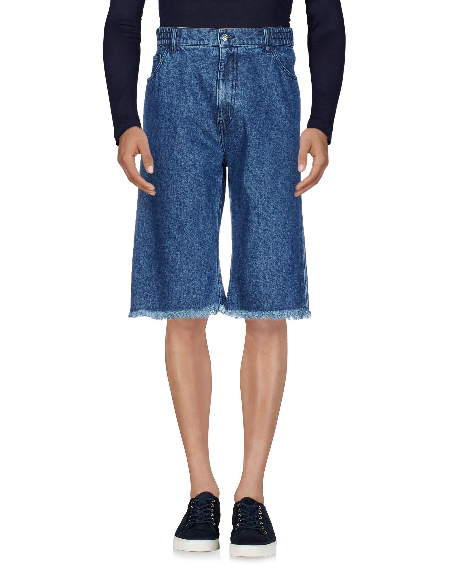 CHEAP MONDAY Джинсовые брюки-капри cheap monday джинсовые брюки