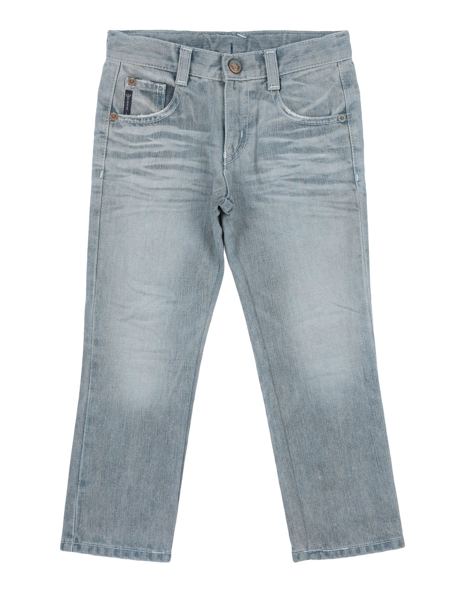 ARMANI JUNIOR Denim Pants in Blue