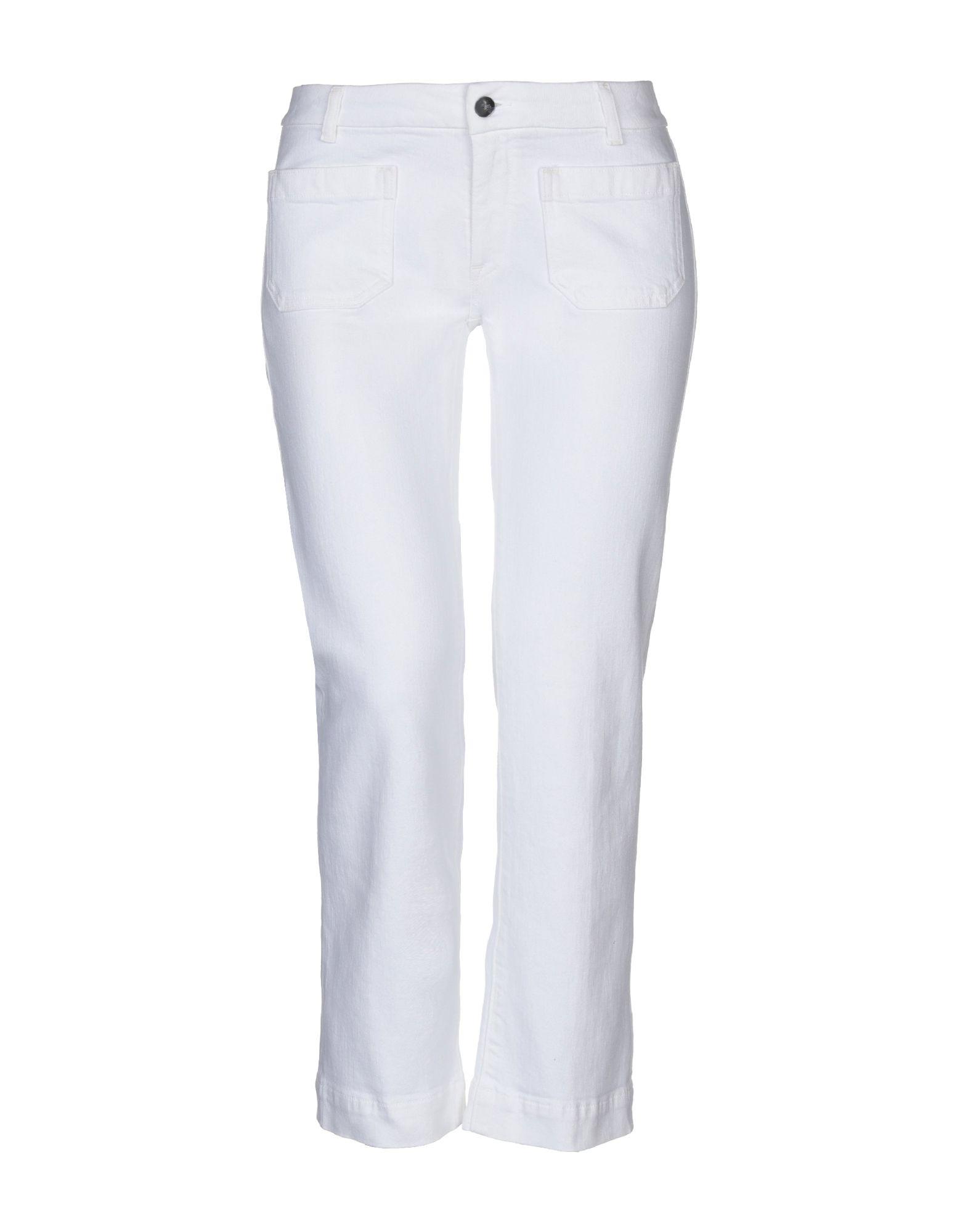 THE SEAFARER Джинсовые брюки-капри капри manikini the best капри