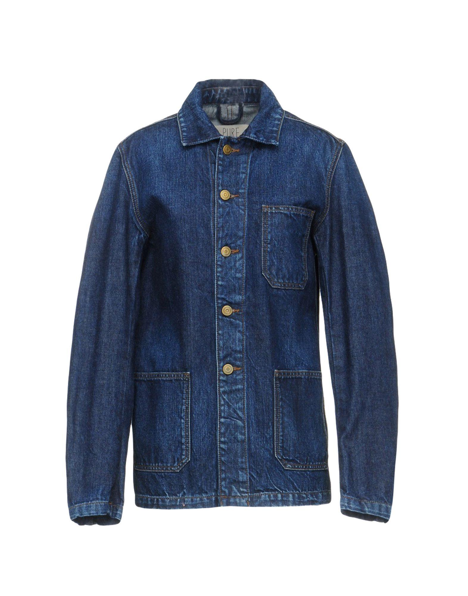 HAIKURE Джинсовая верхняя одежда haikure пиджак