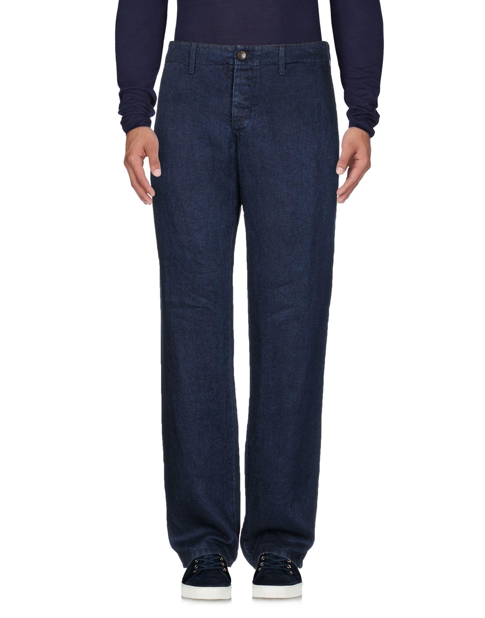 GIORGIO ARMANI Джинсовые брюки carver pioneer camp джинсовые брюки мужские обычные джинсовые брюки темно синий 33 611 021
