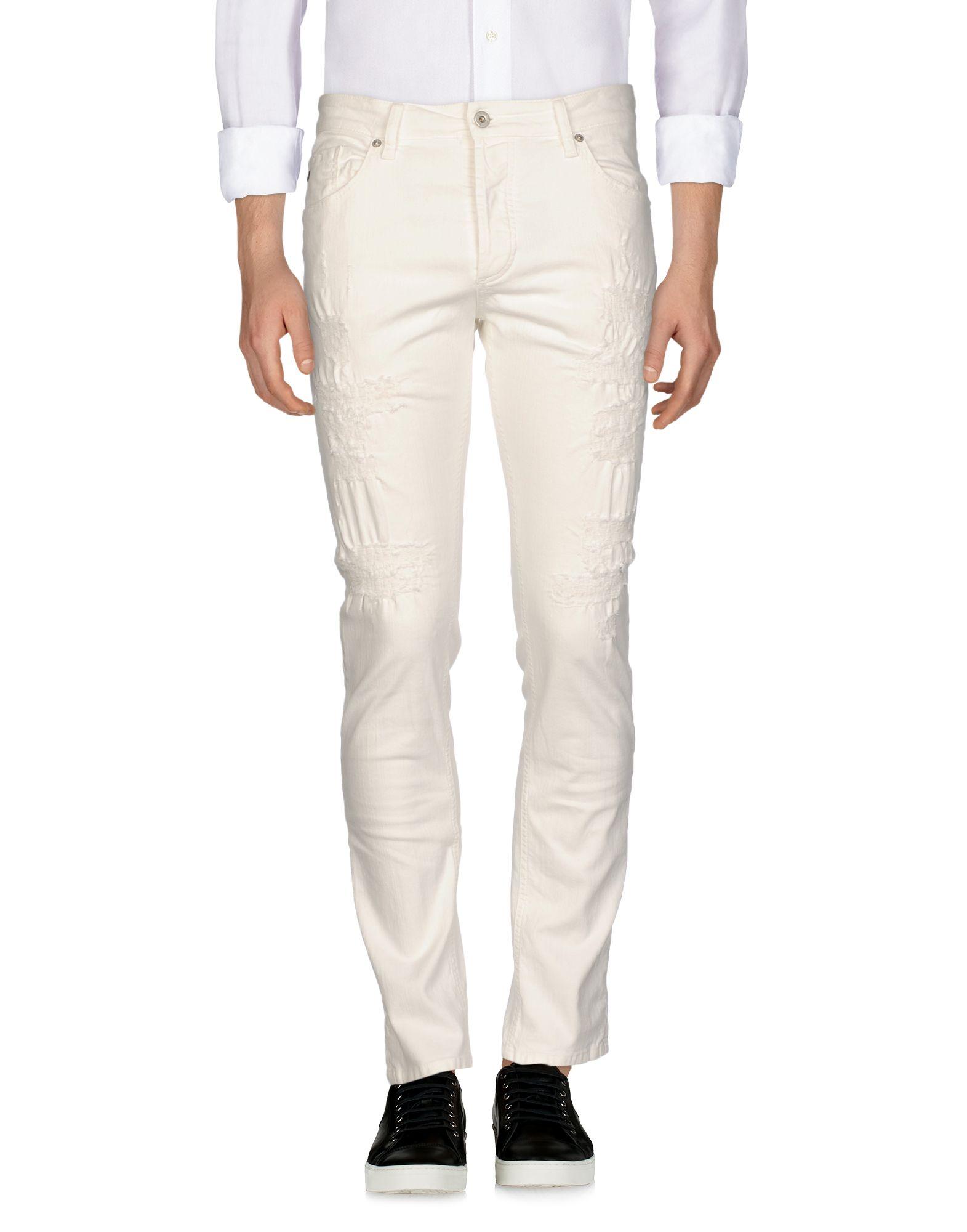 UNIFORM Джинсовые брюки цена 2017