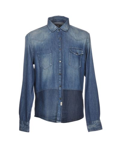 7 FOR ALL MANKIND Chemise en jean homme