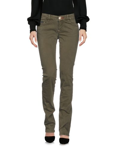 PHILIPP PLEIN TROUSERS Casual trousers Women