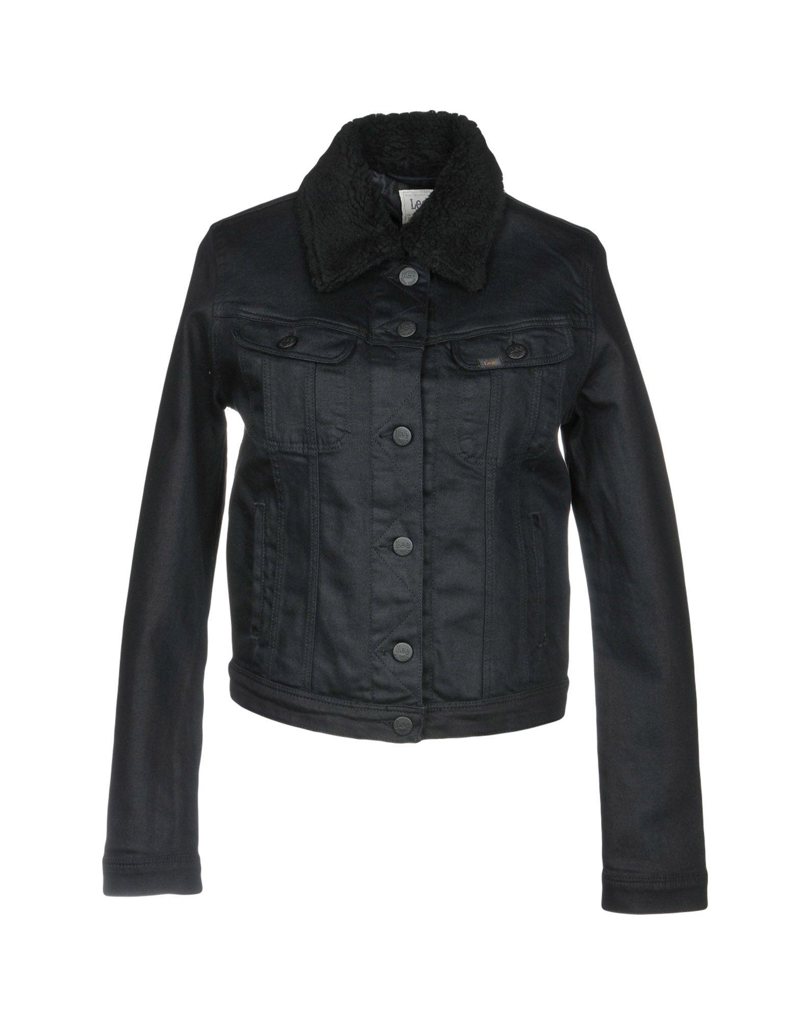 все цены на LEE Джинсовая верхняя одежда онлайн