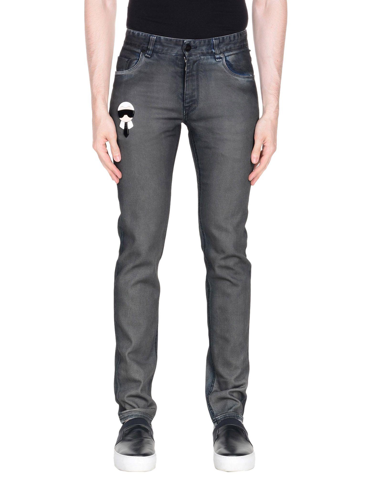 FENDI Джинсовые брюки