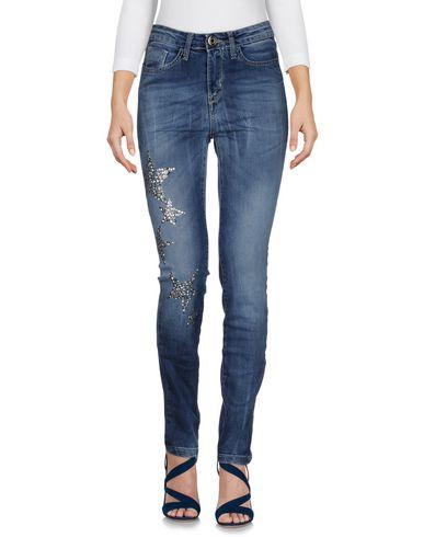Джинсовые брюки от LE FATE