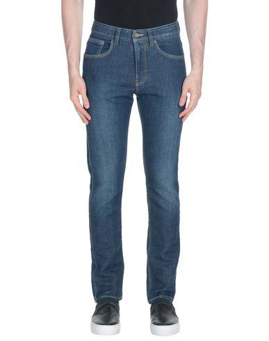 Джинсовые брюки от AERO CLUB