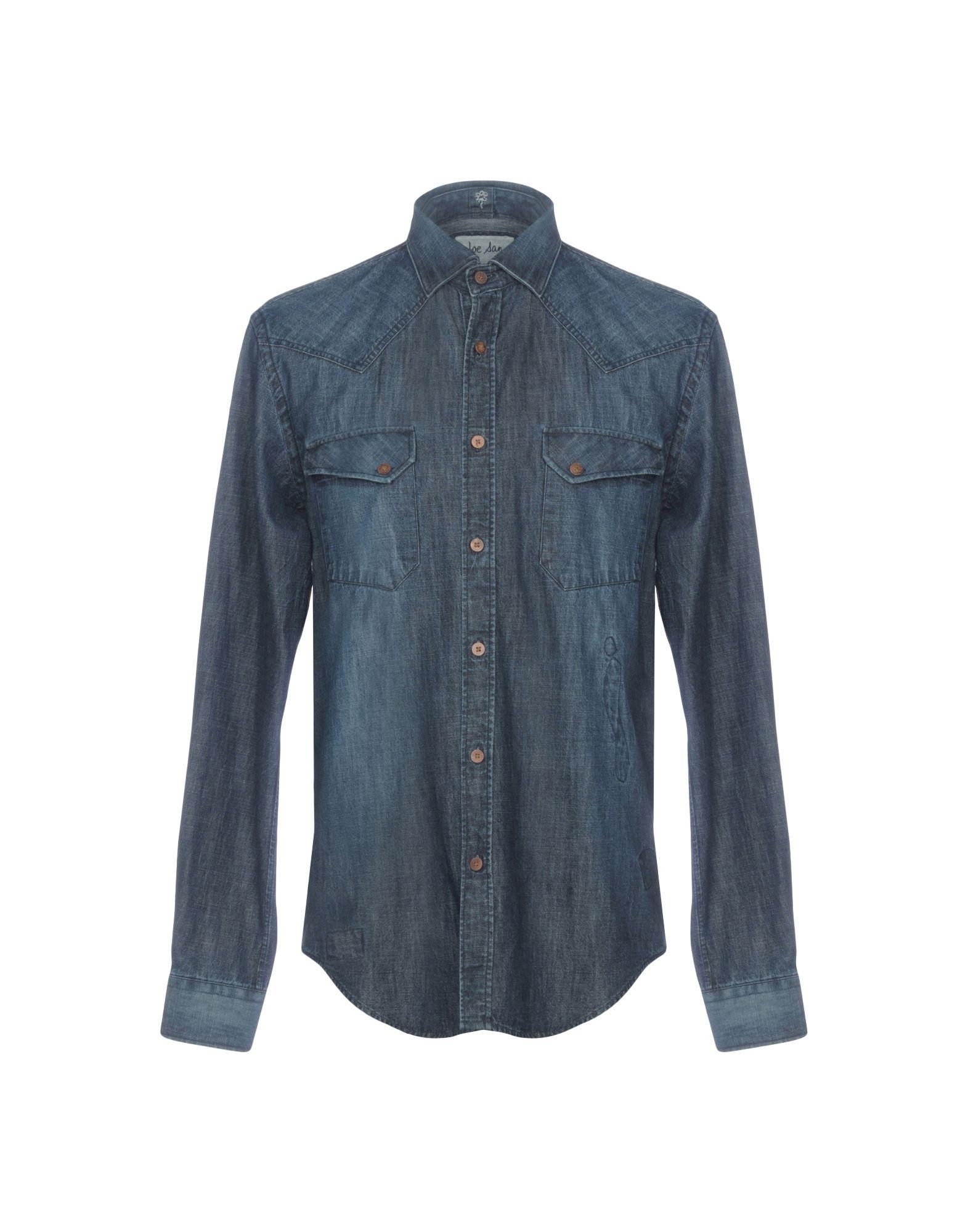 JOE SAN Джинсовая рубашка joe san pубашка