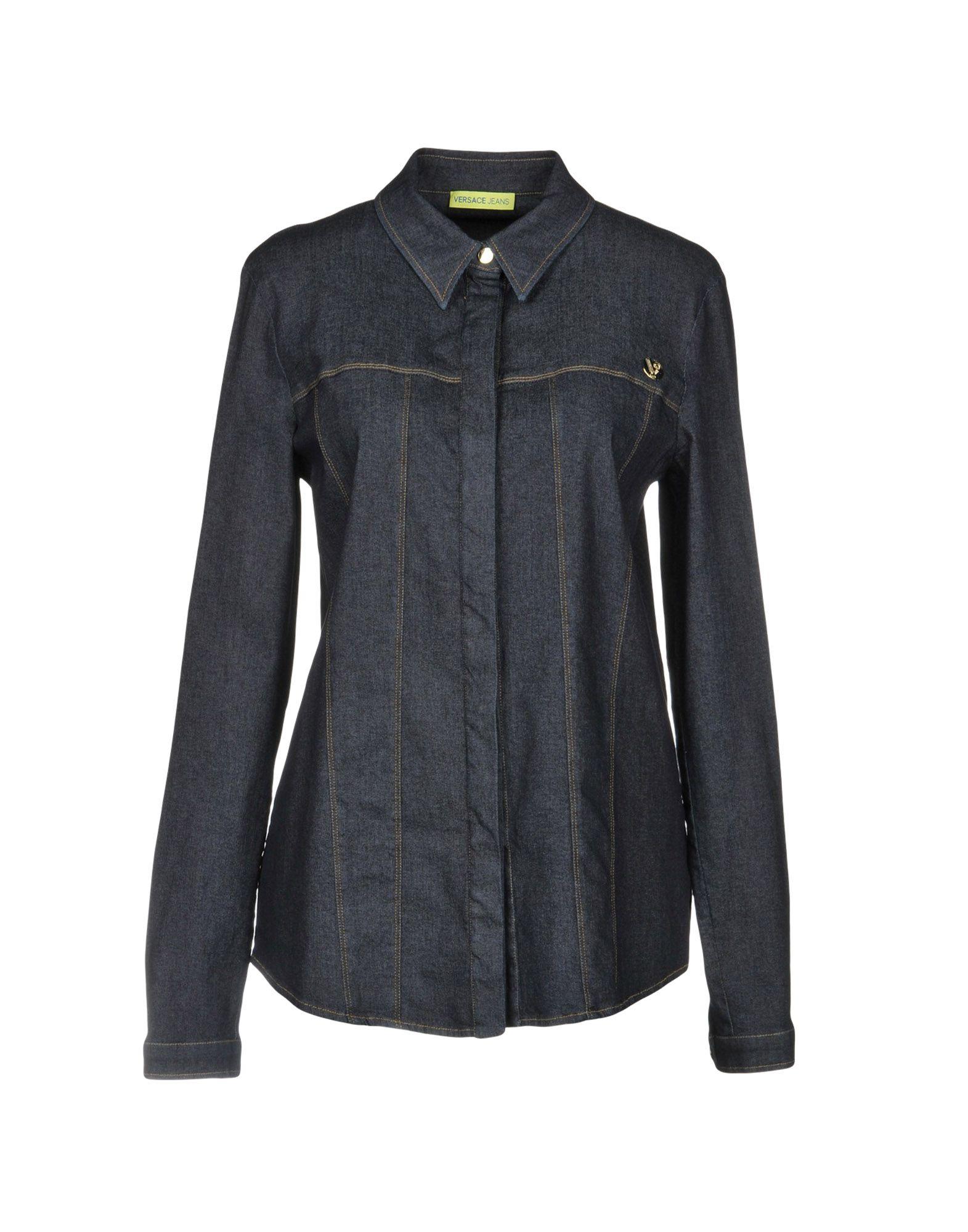 Versace Jeans DENIM SHIRTS