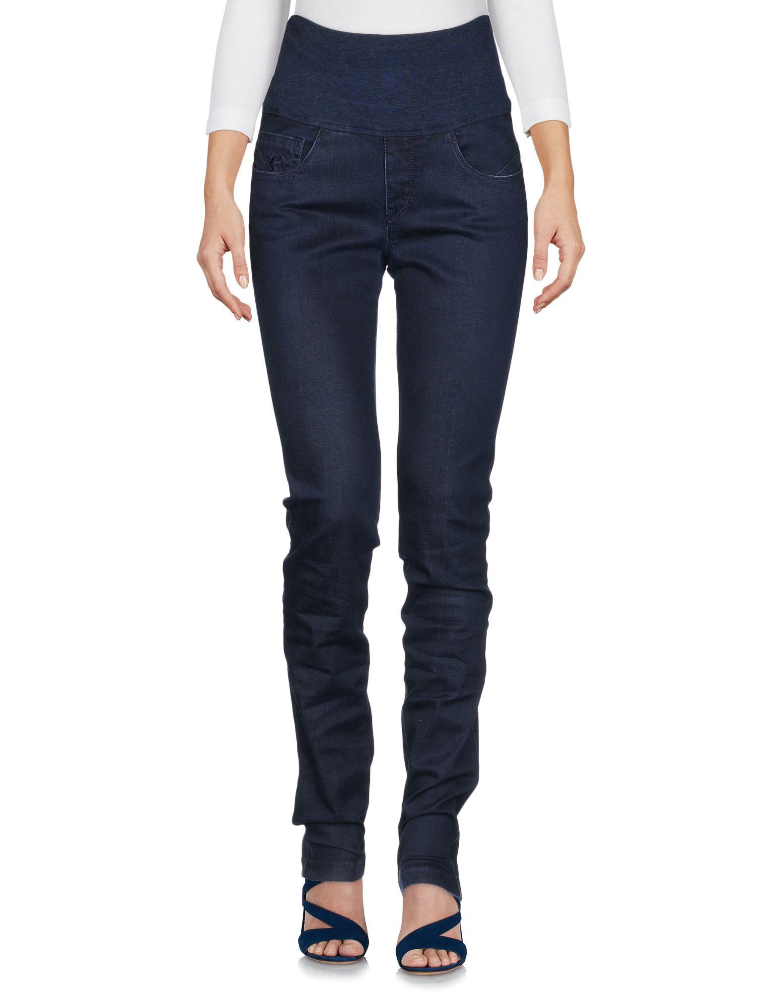 EUROPEAN CULTURE Джинсовые брюки цена 2017