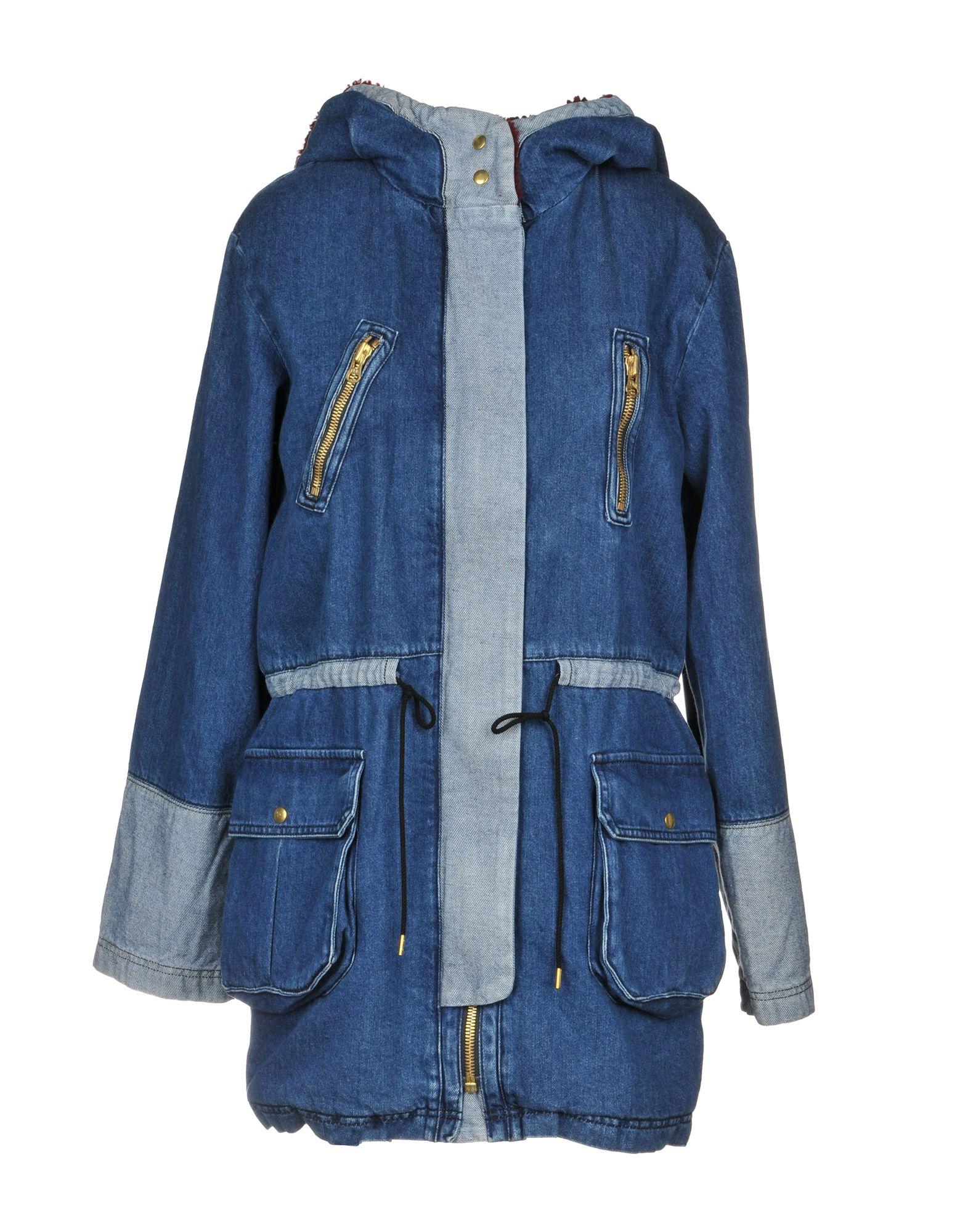 HEIMSTONE Джинсовая верхняя одежда цена 2017
