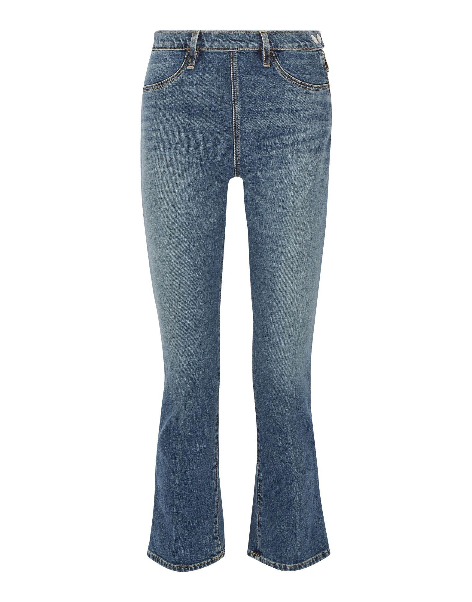 ELIZABETH AND JAMES Джинсовые брюки james goldstein повседневные брюки