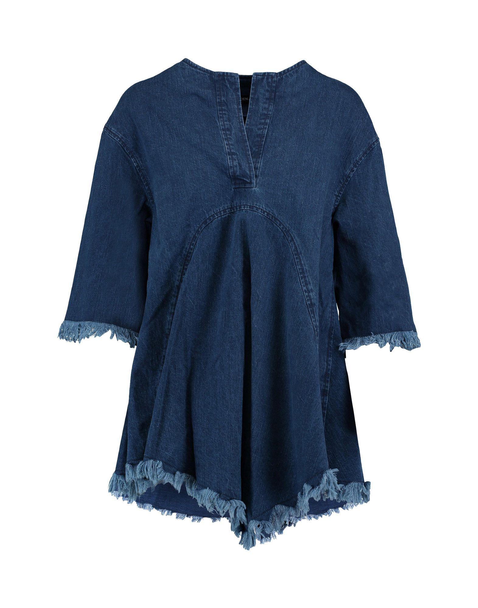 GOEN.J Джинсовая рубашка цена 2017
