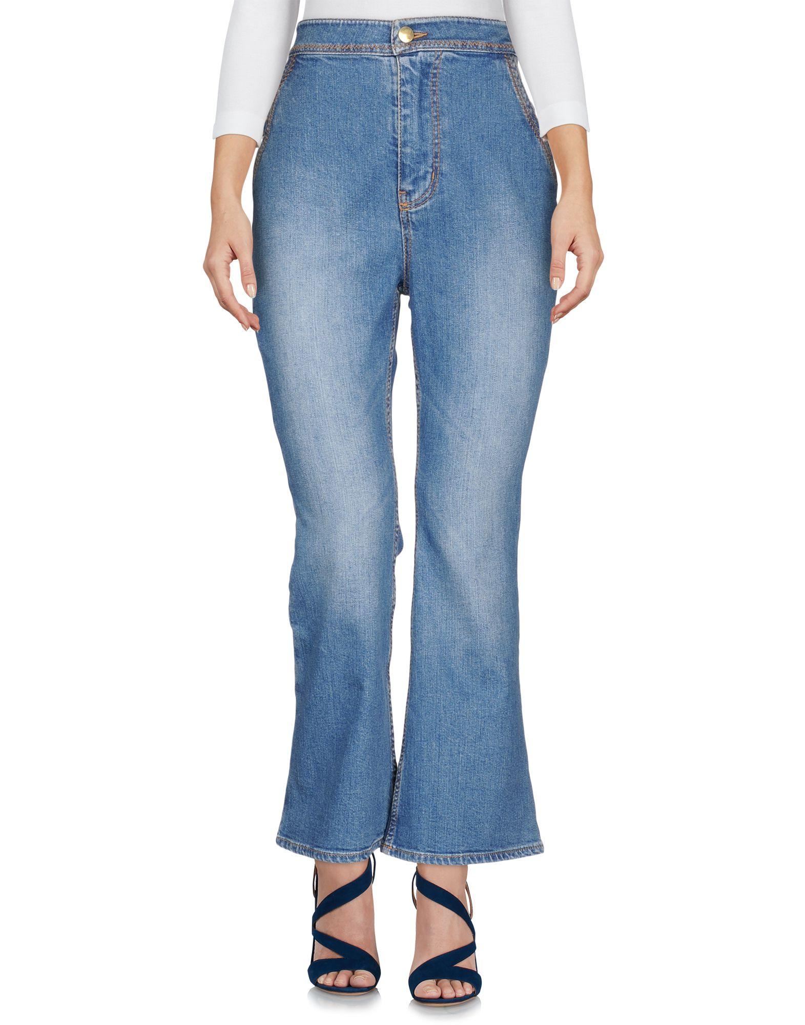 ELLERY Джинсовые брюки