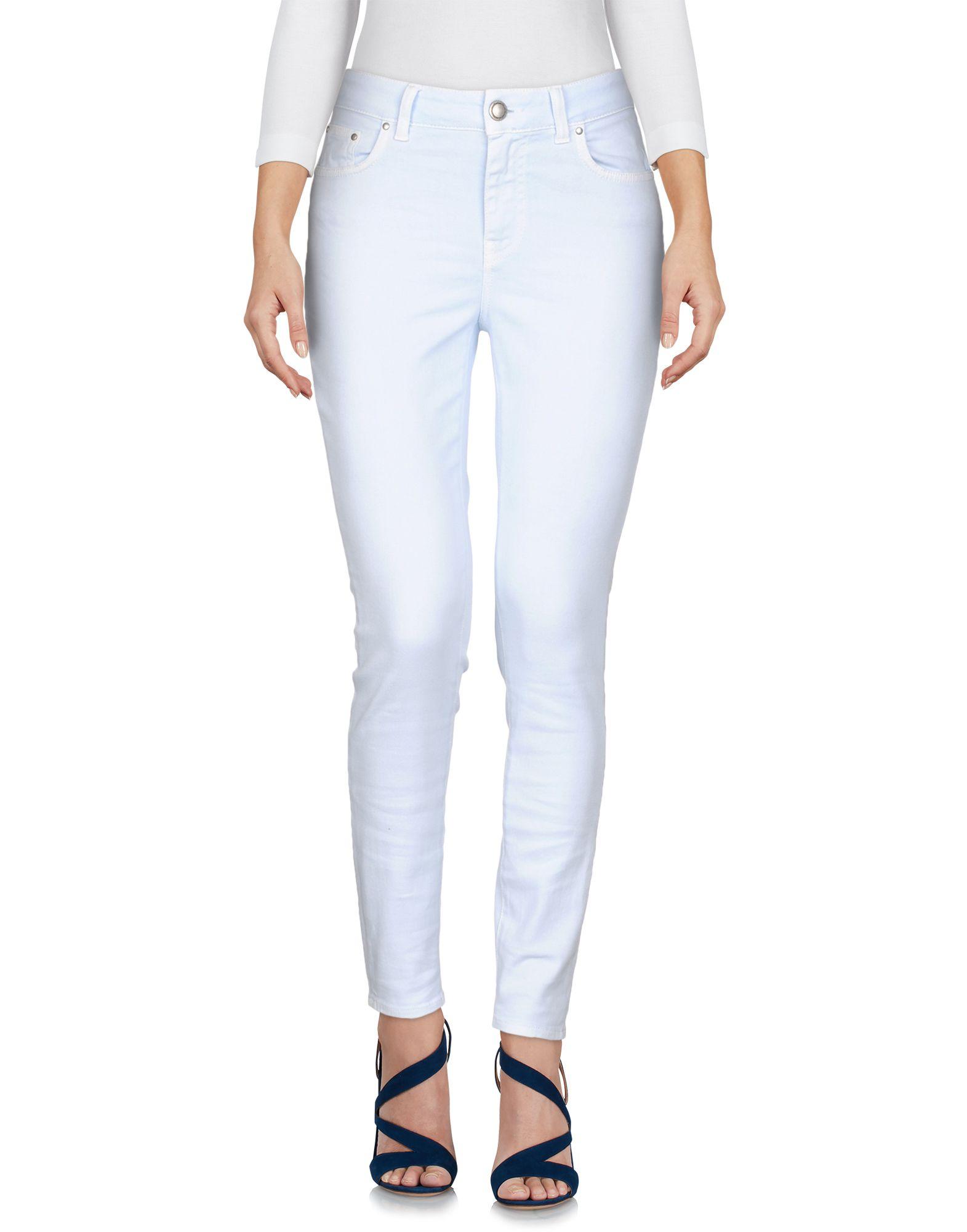 AGLINI Джинсовые брюки fiveunits джинсовые брюки