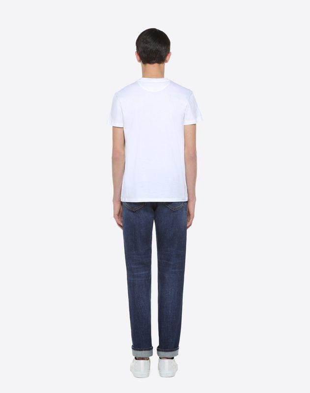 Jean 5 poches coupe droite