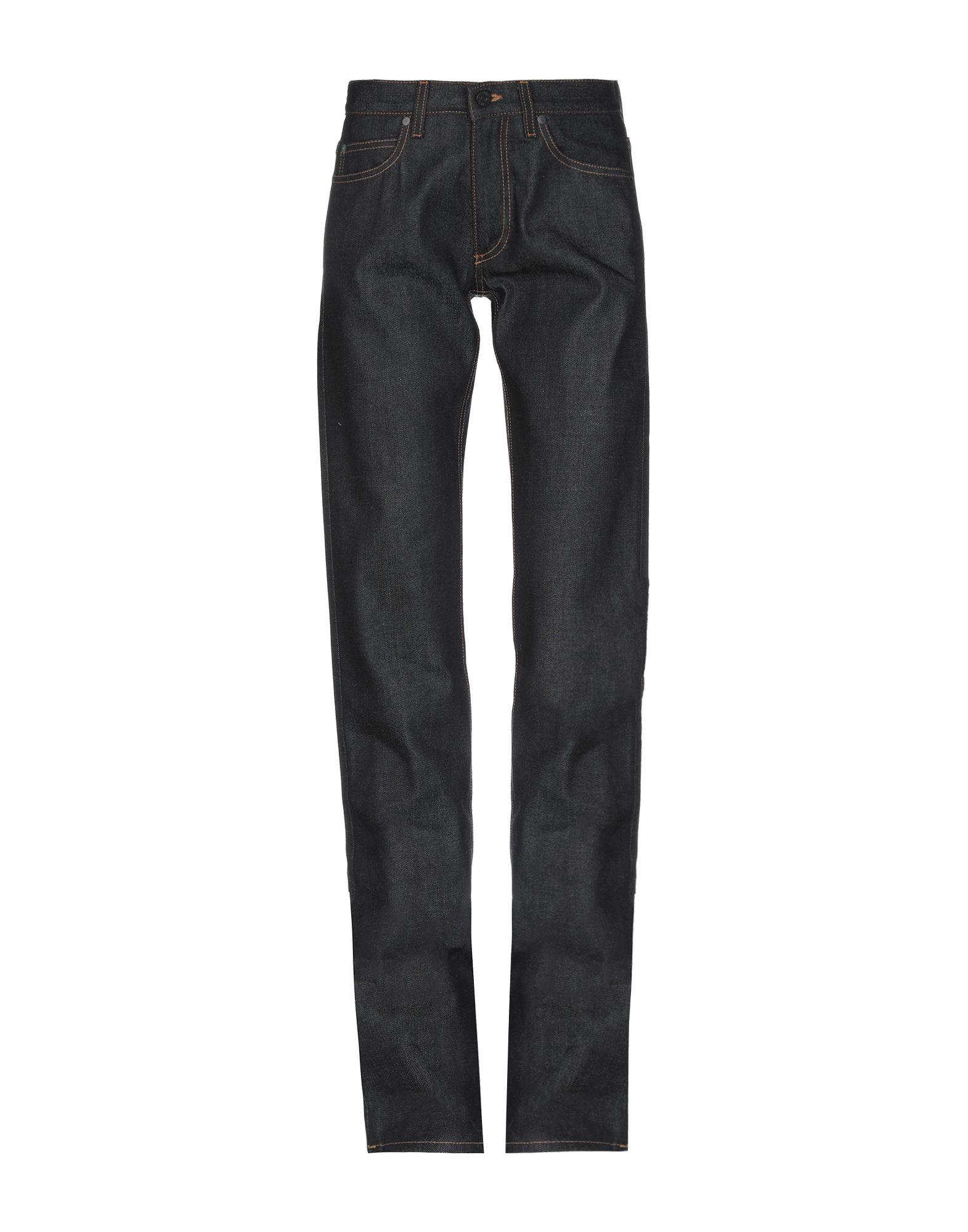 LANVIN Джинсовые брюки lanvin кожаные сапоги