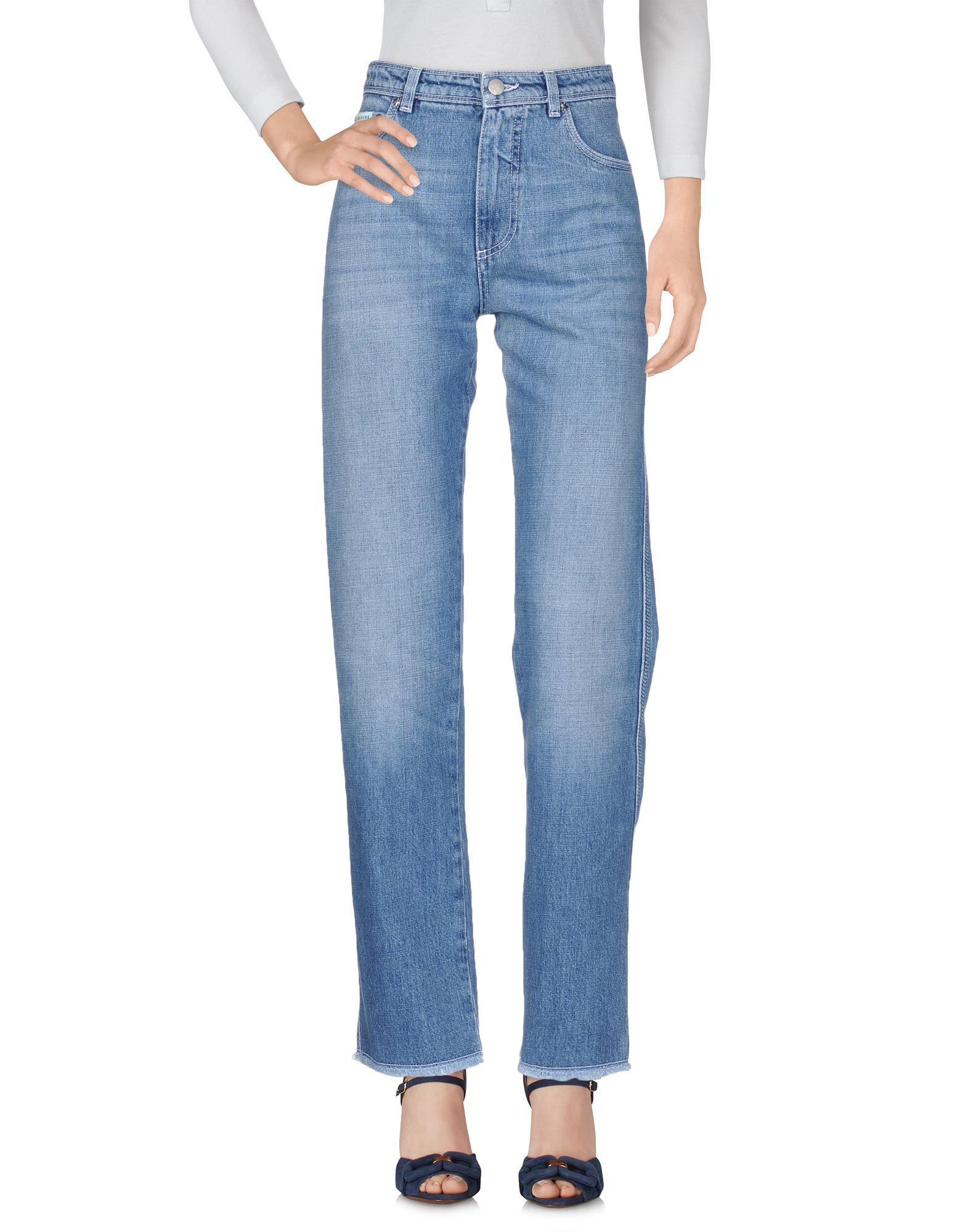 ALEXA CHUNG for AG Jeans Джинсовые брюки