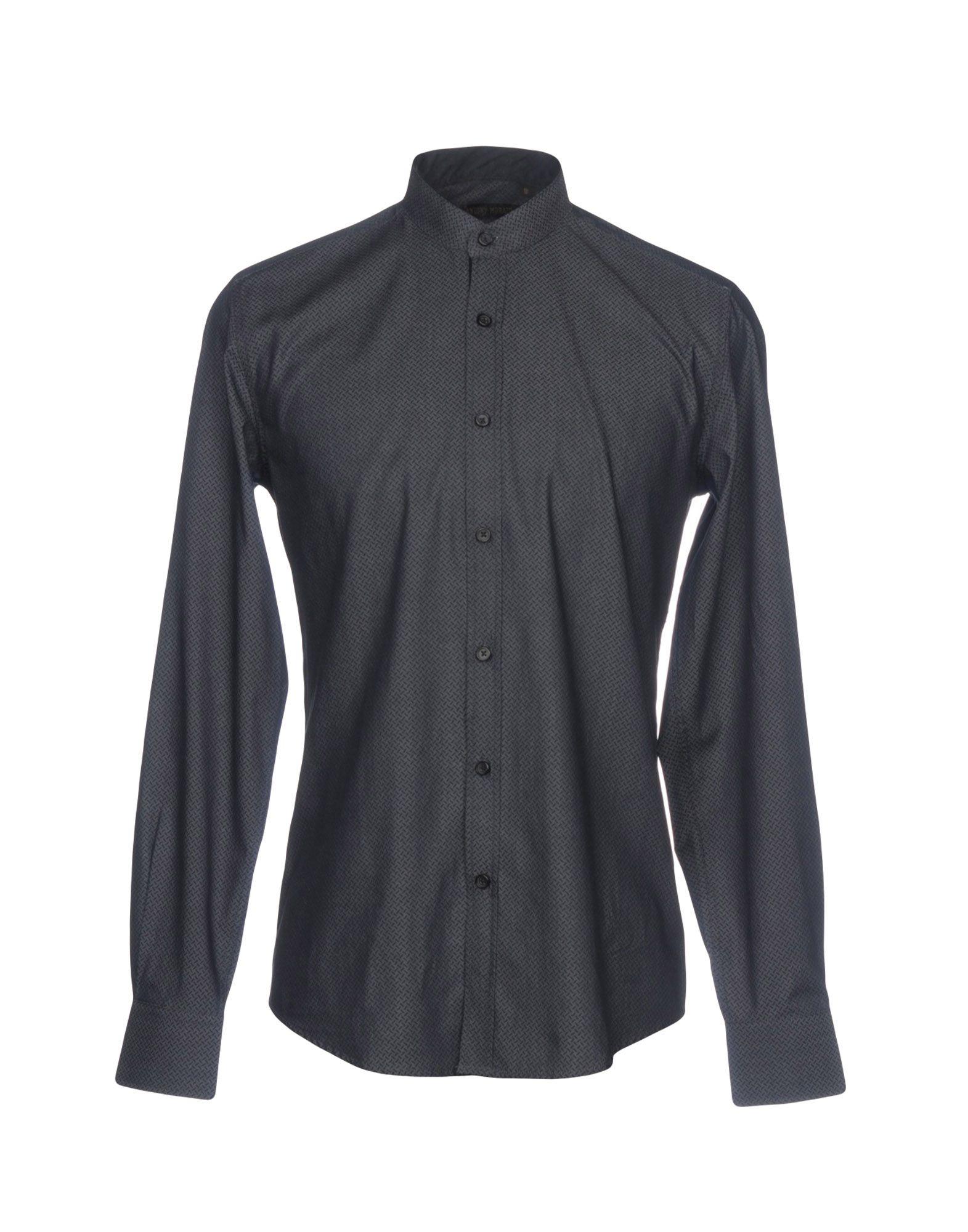 ANTONY MORATO Джинсовая рубашка цена 2017