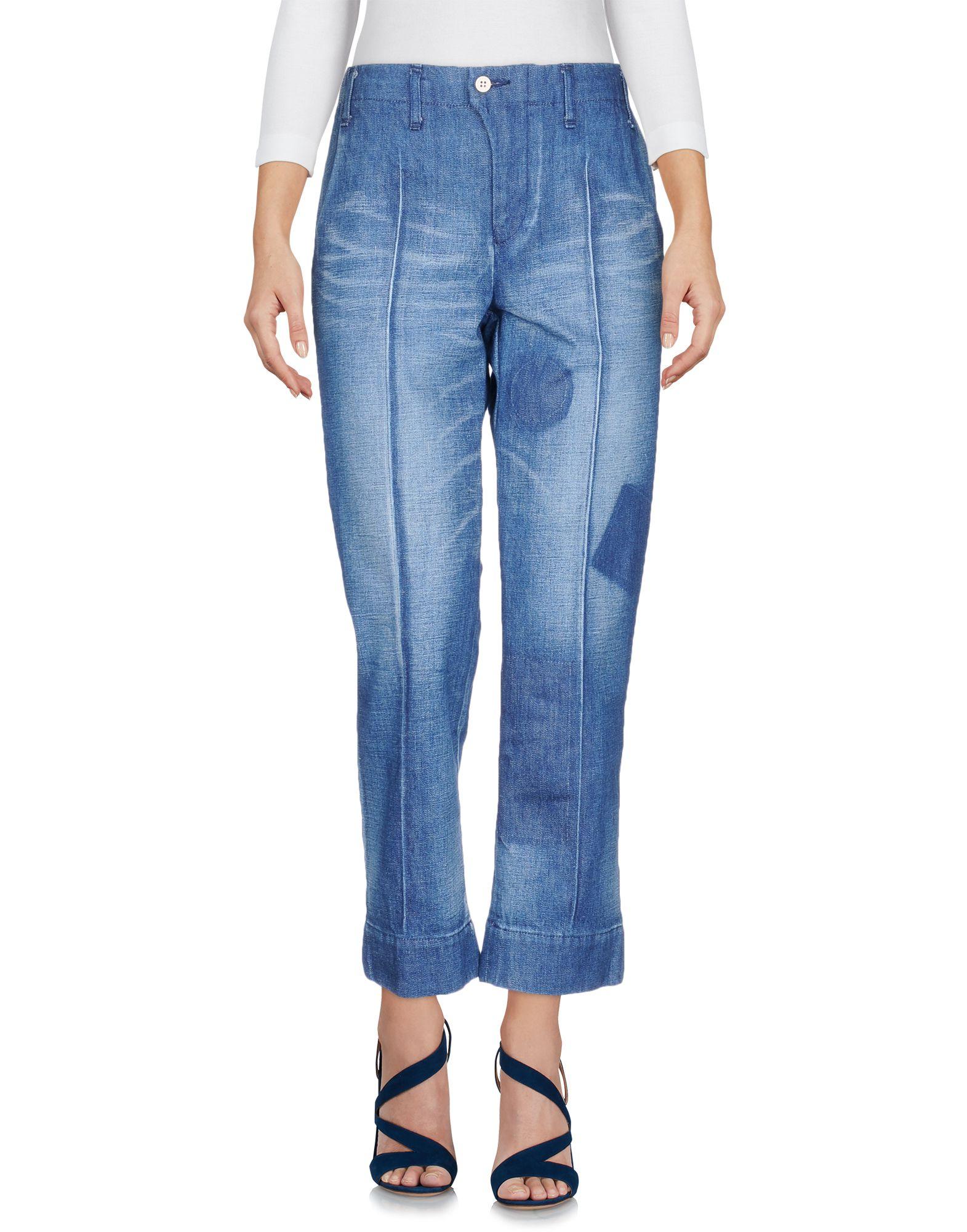 JULIEN DAVID Джинсовые брюки-капри julien david повседневные брюки