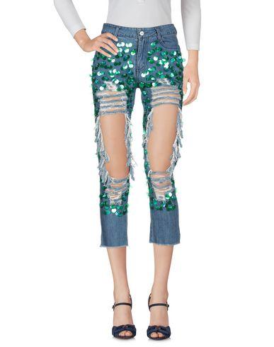 Джинсовые брюки-капри от AMUSE