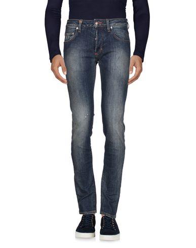 Фото - Джинсовые брюки от DW FIVE синего цвета