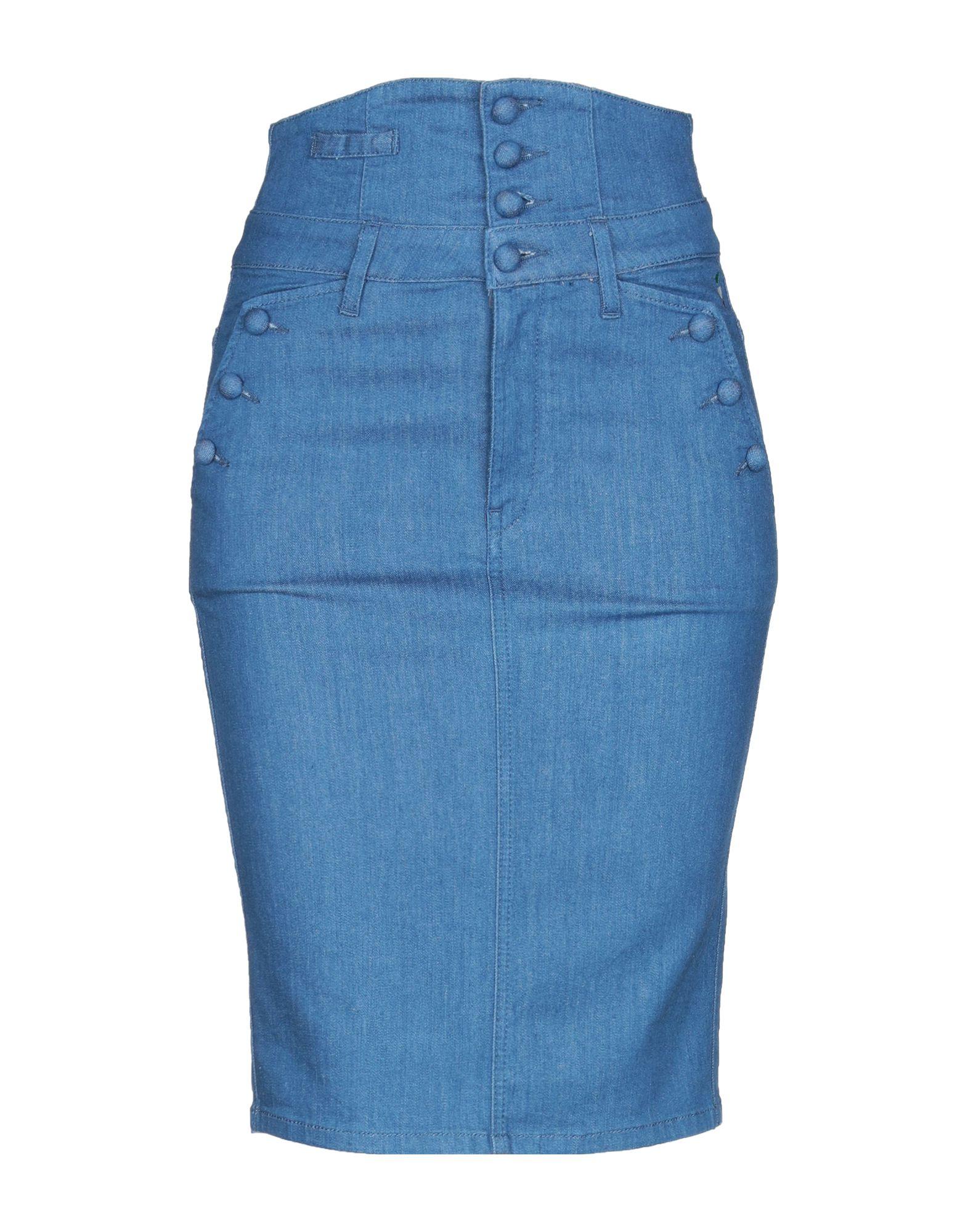 MISS SIXTY Джинсовая юбка стоимость