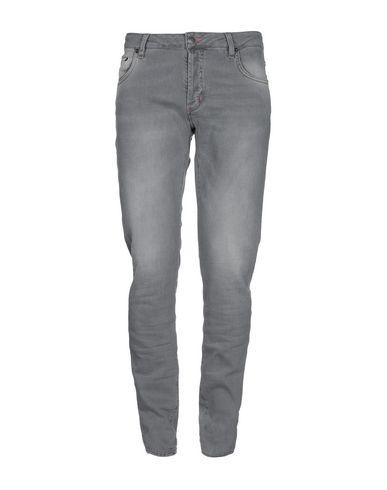 Фото - Джинсовые брюки от DW FIVE серого цвета
