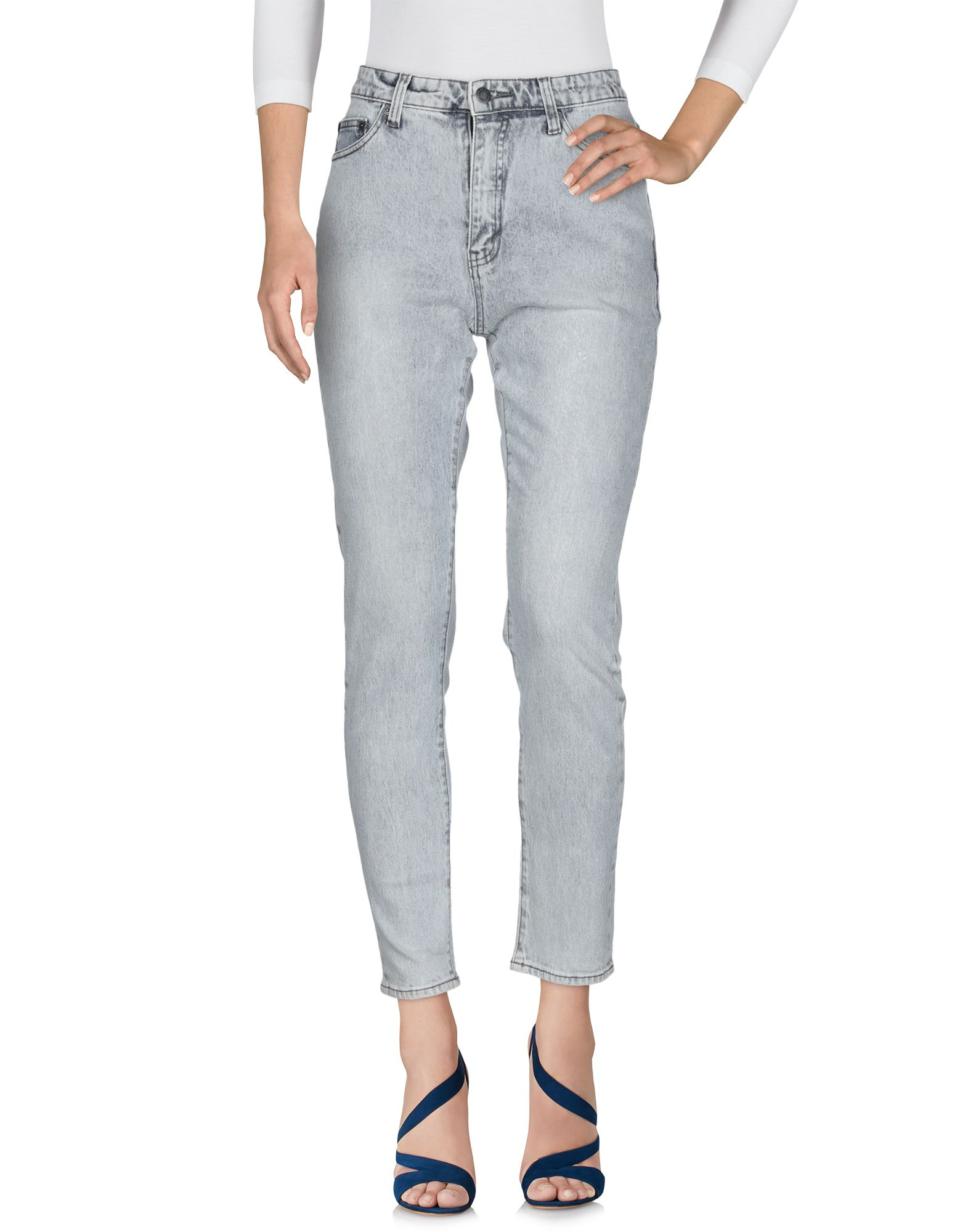 CHEAP MONDAY Джинсовые брюки брюки cheap monday брюки tight