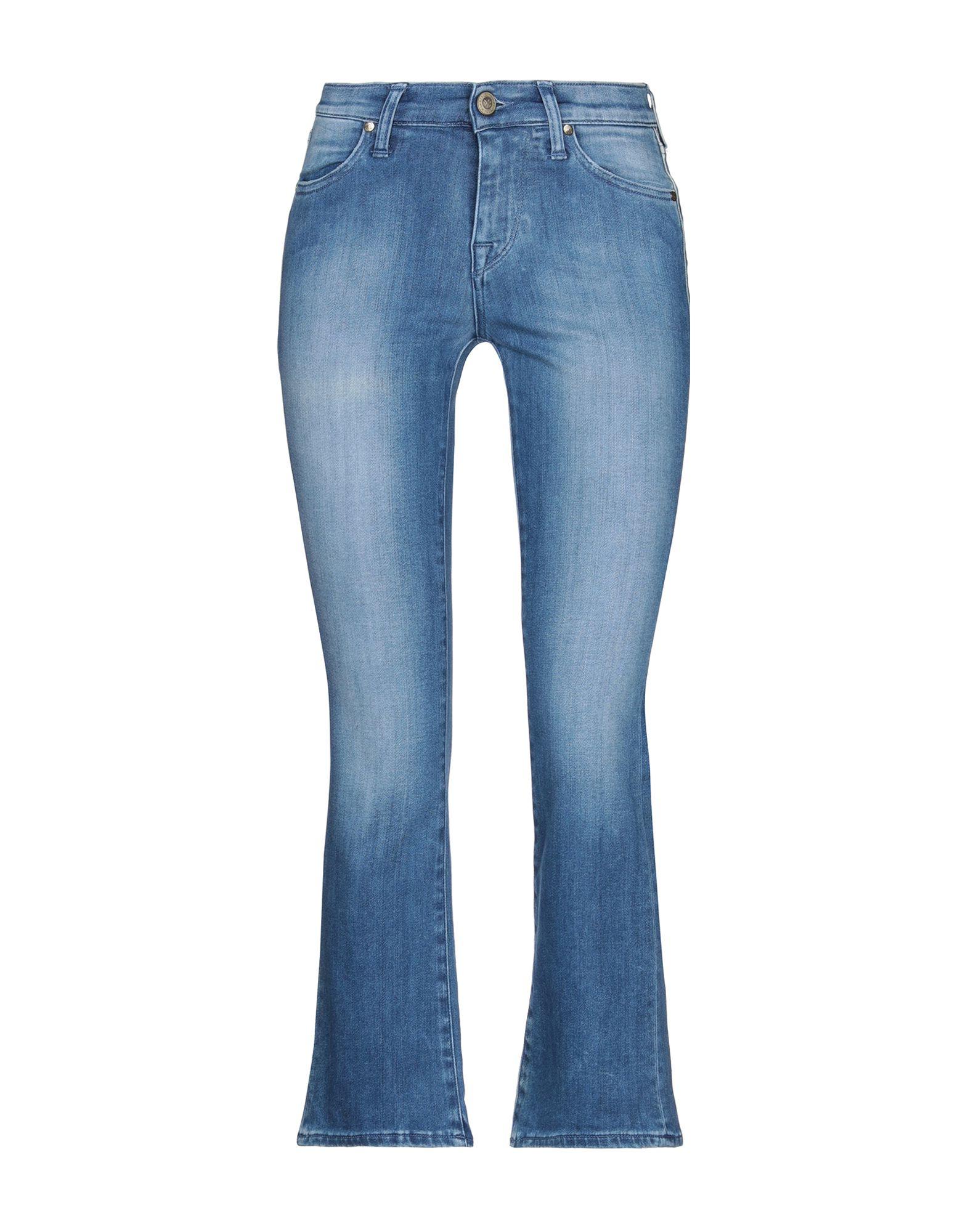 TRUE NYC. Джинсовые брюки-капри стоимость