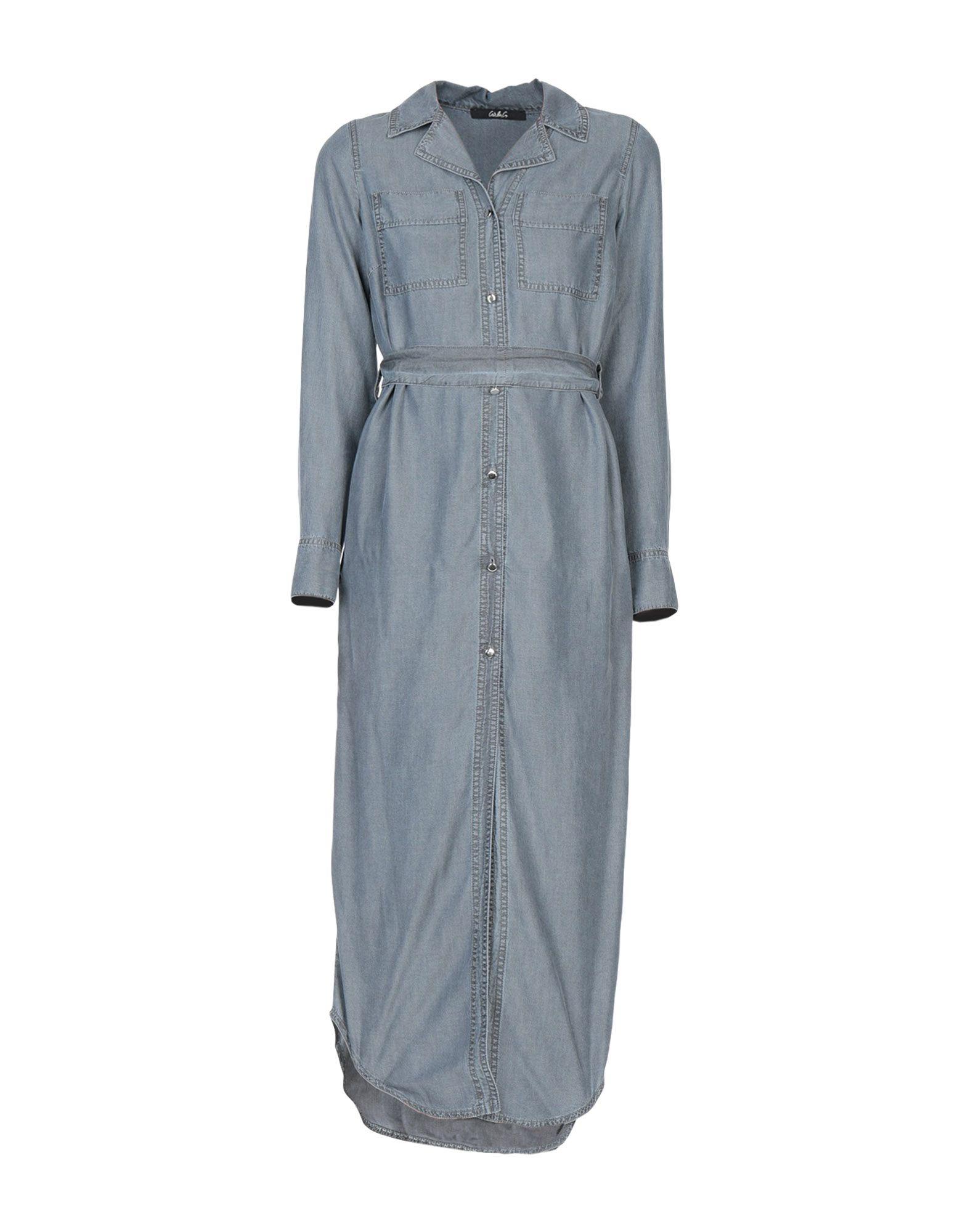 CARLA G. Платье длиной 3/4 original for gt gunze usp 4 484 038 g 34 touch panel touchpad