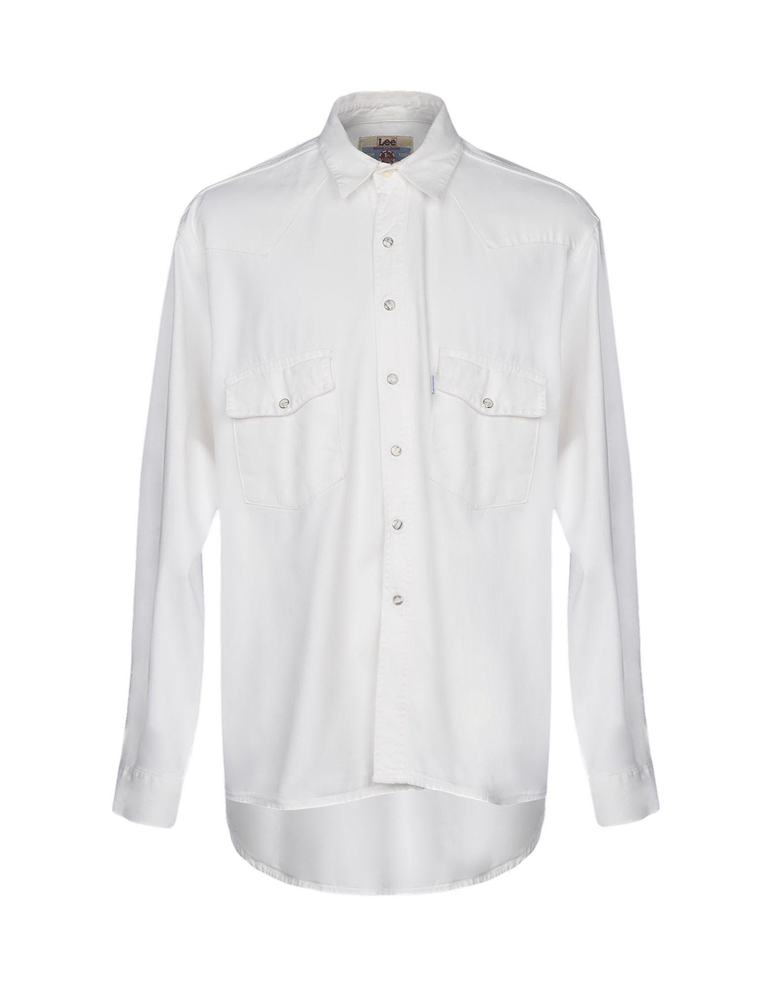 LEE Джинсовая рубашка куртка джинсовая lee lee le807emaksy8