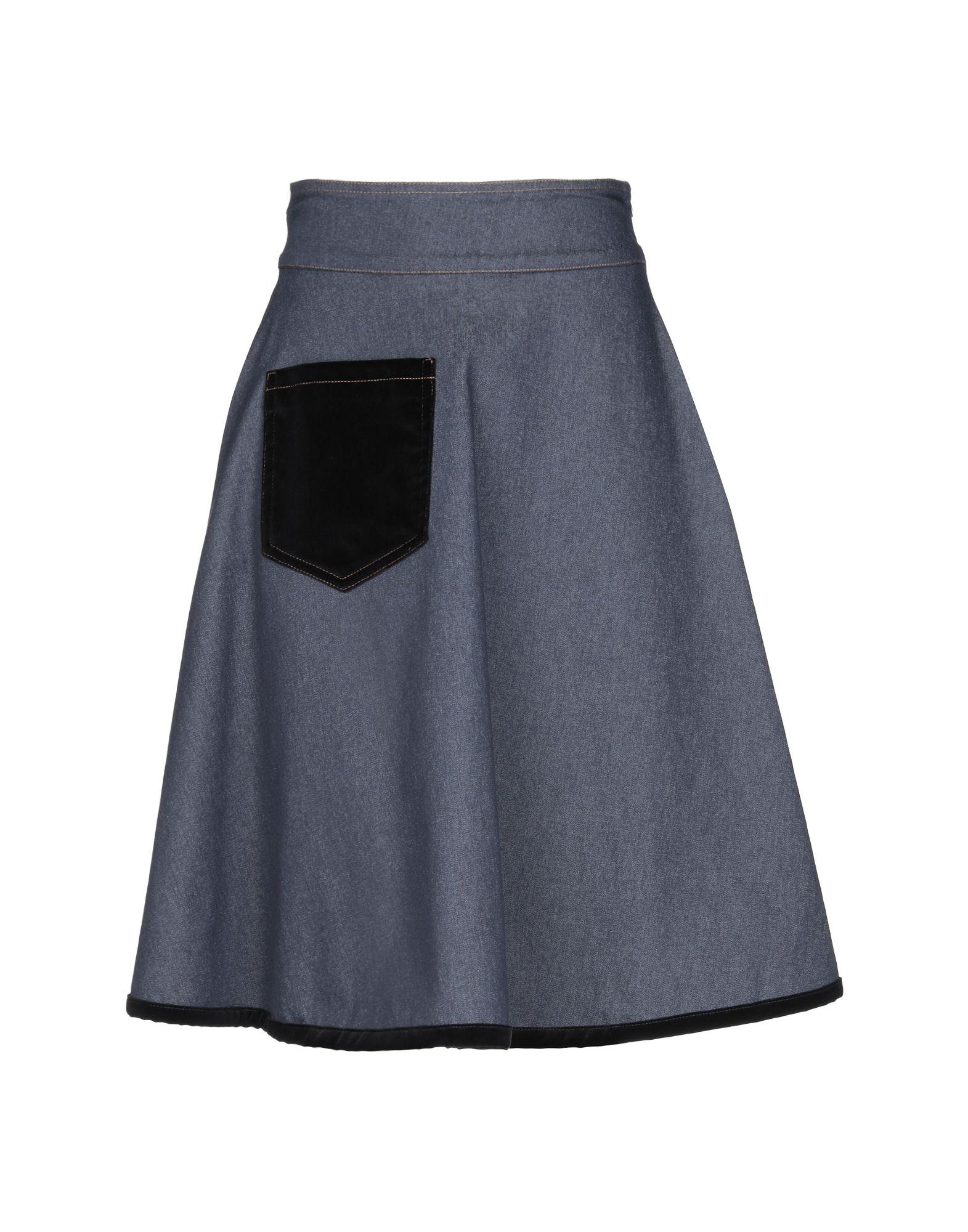 Фото - ANNIE P. Джинсовая юбка pieces джинсовая юбка